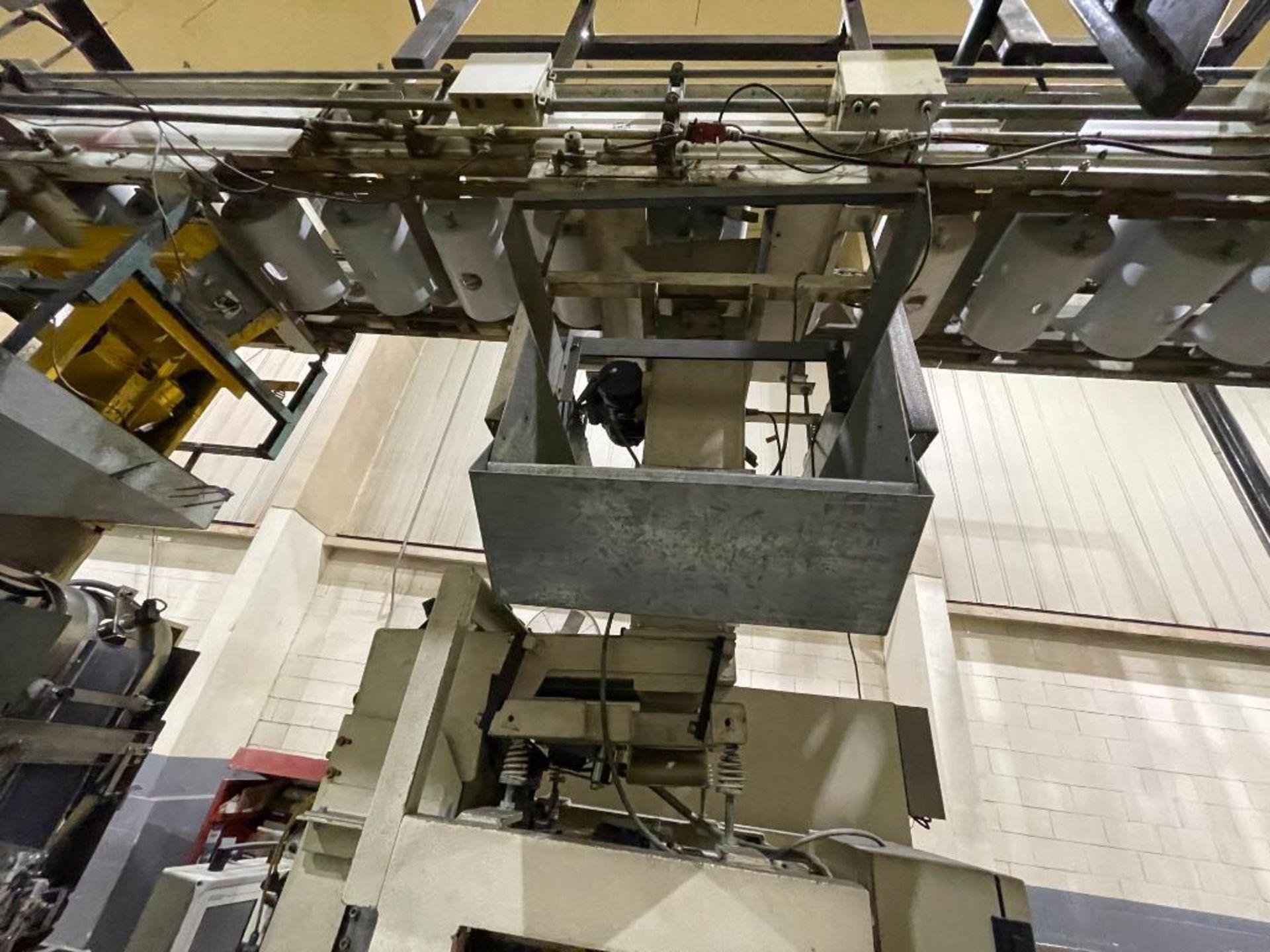 Hayes Machine Co. long goods cartoner, model 51BB - Image 40 of 64