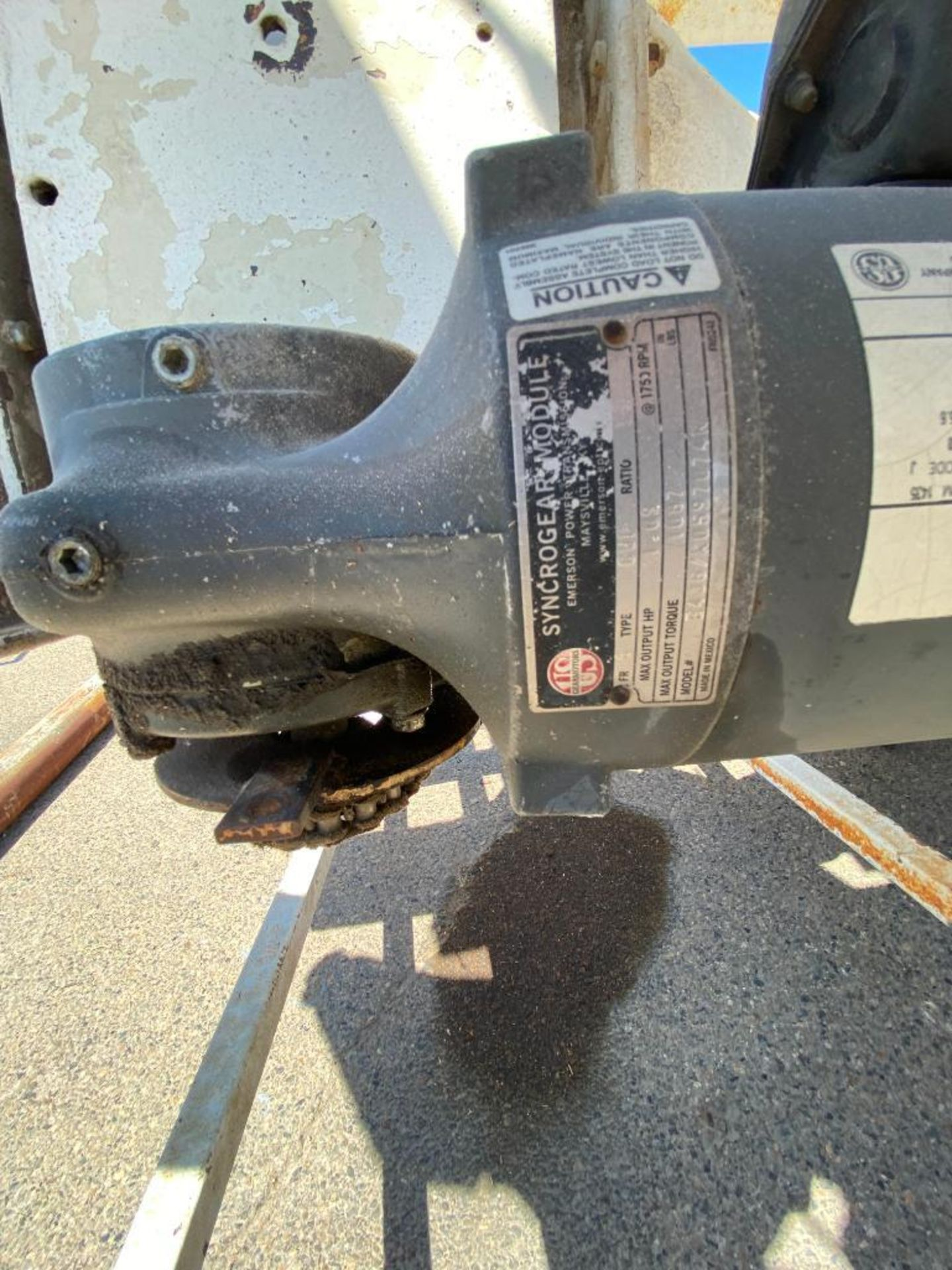 MAC mild steel dust collector - Image 4 of 15