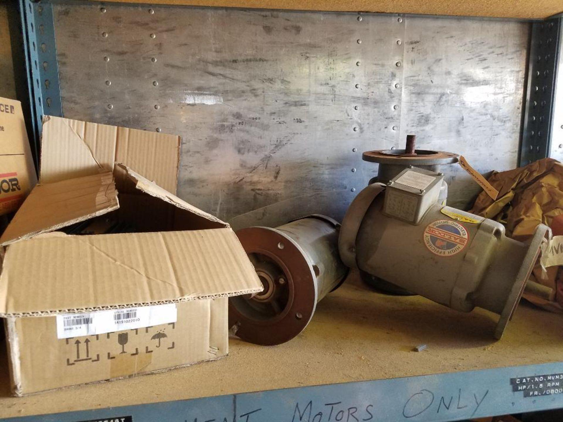 various motors and drives - Image 3 of 3