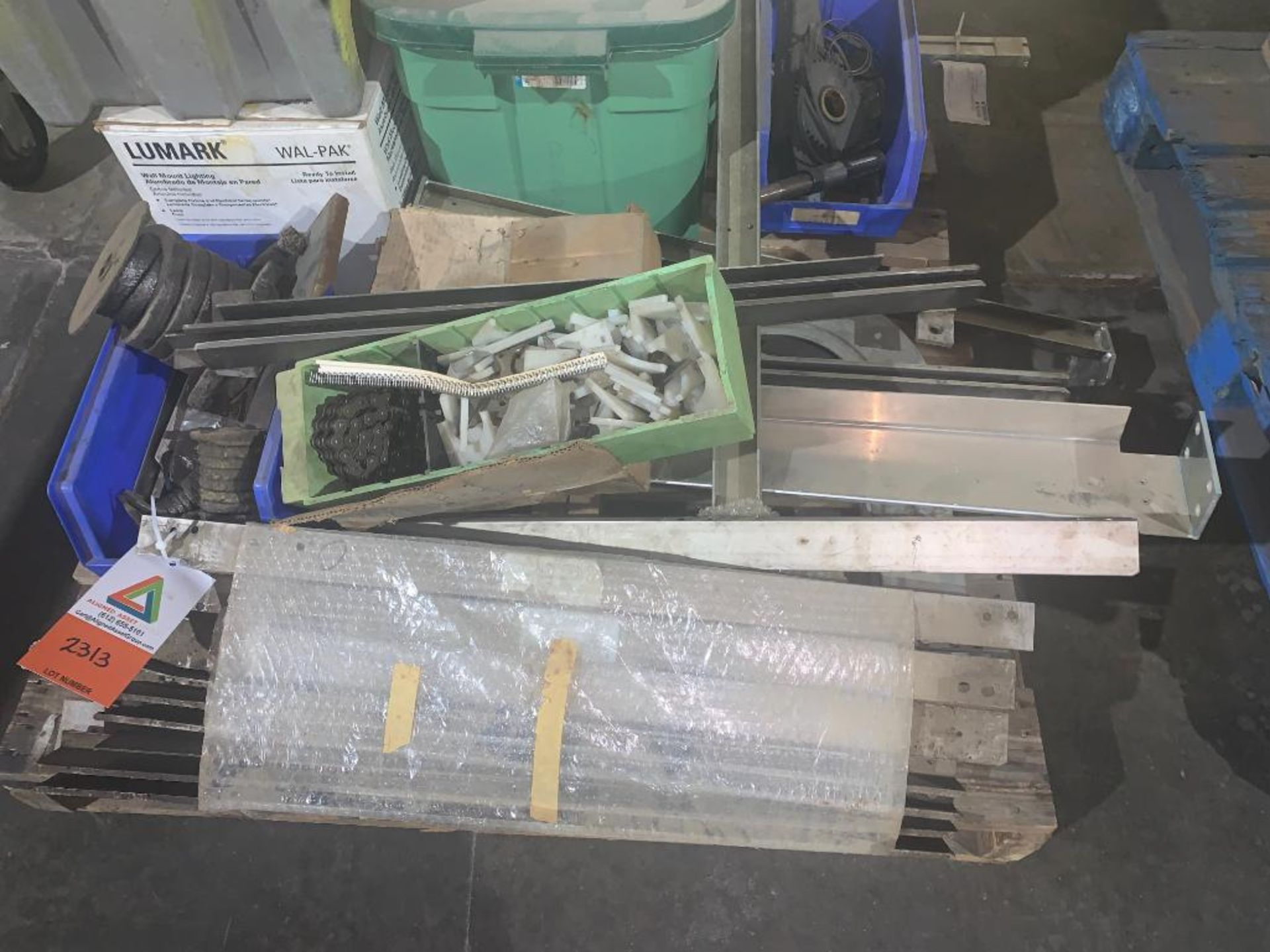 pallet of various parts - Image 2 of 9