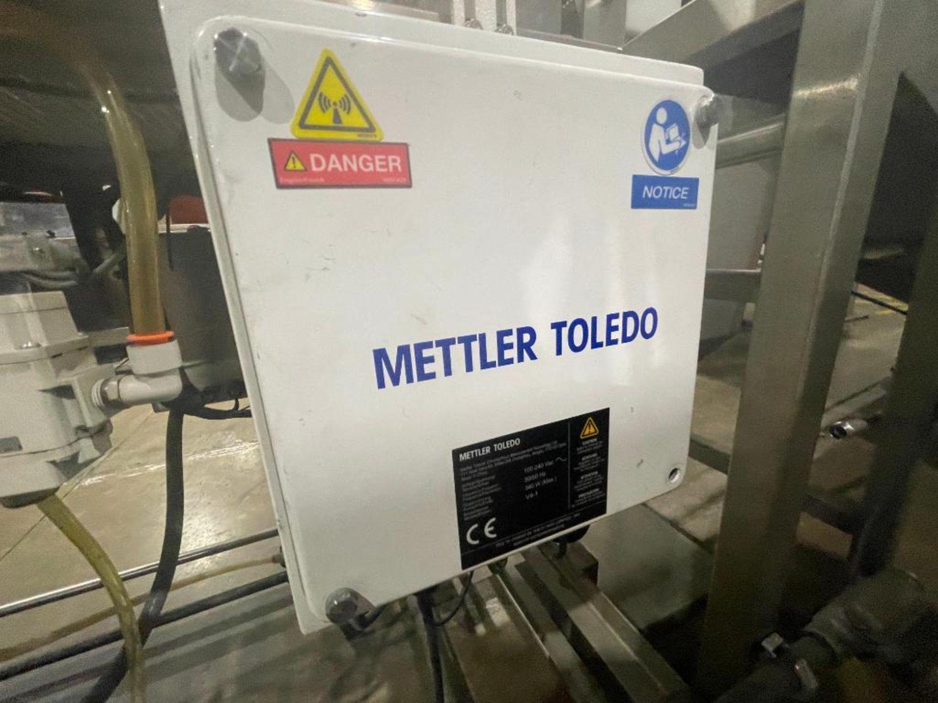 2016 Mettler Toledo metal detector, model SL1500 - Image 10 of 15