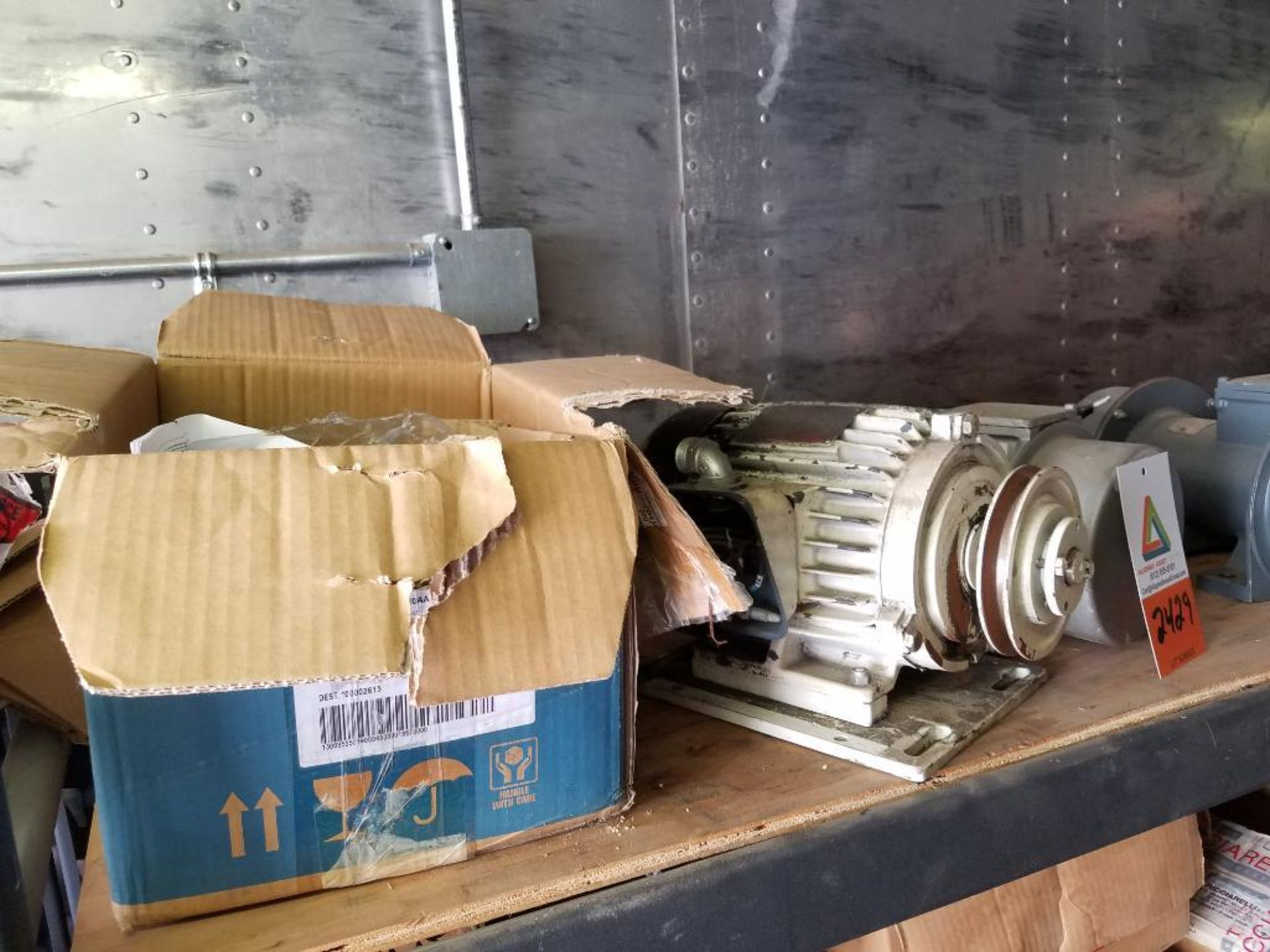 various motors and drives - Image 5 of 5
