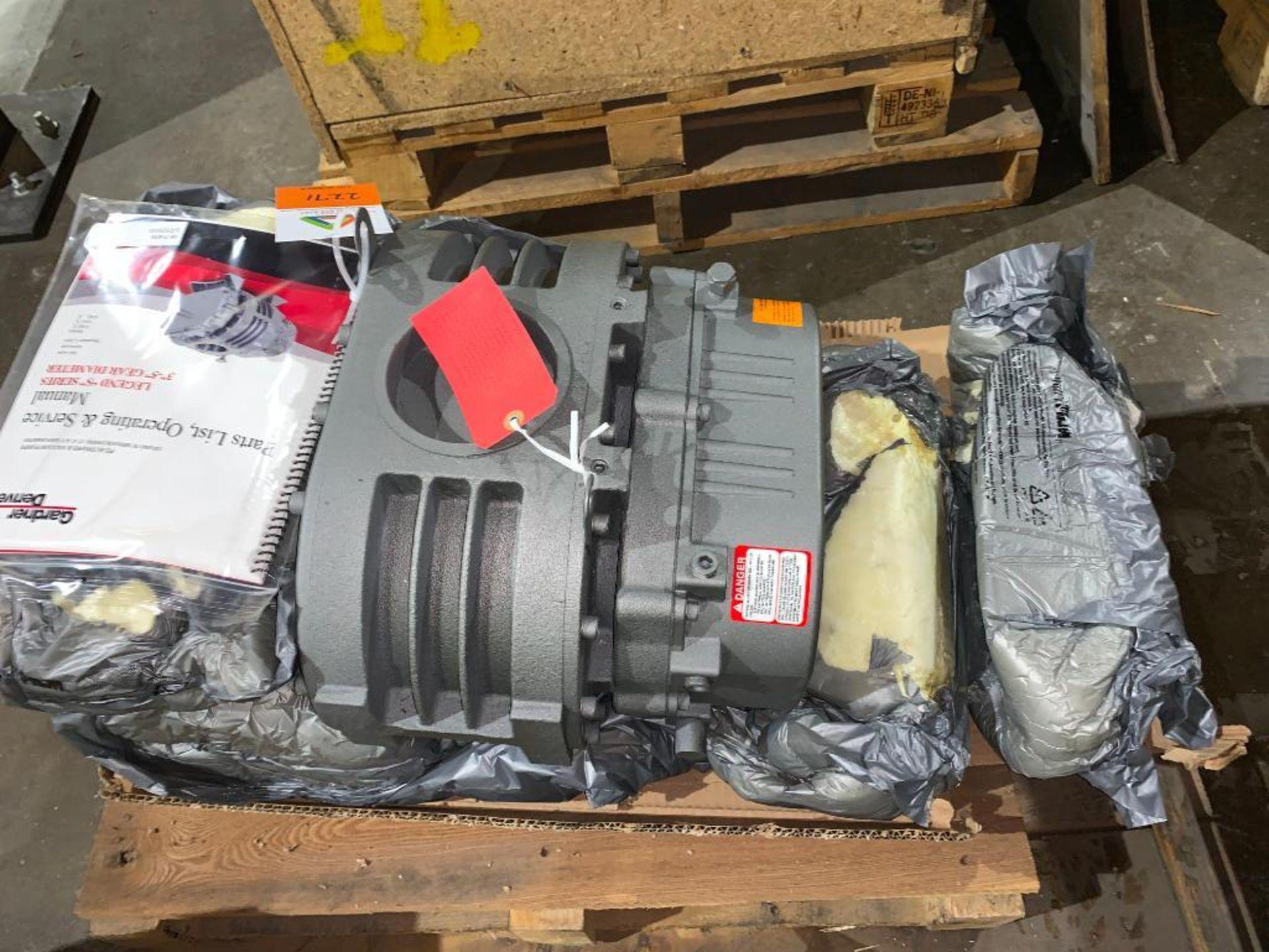 Gardner Denver rotary positive blower, unused - Image 3 of 5
