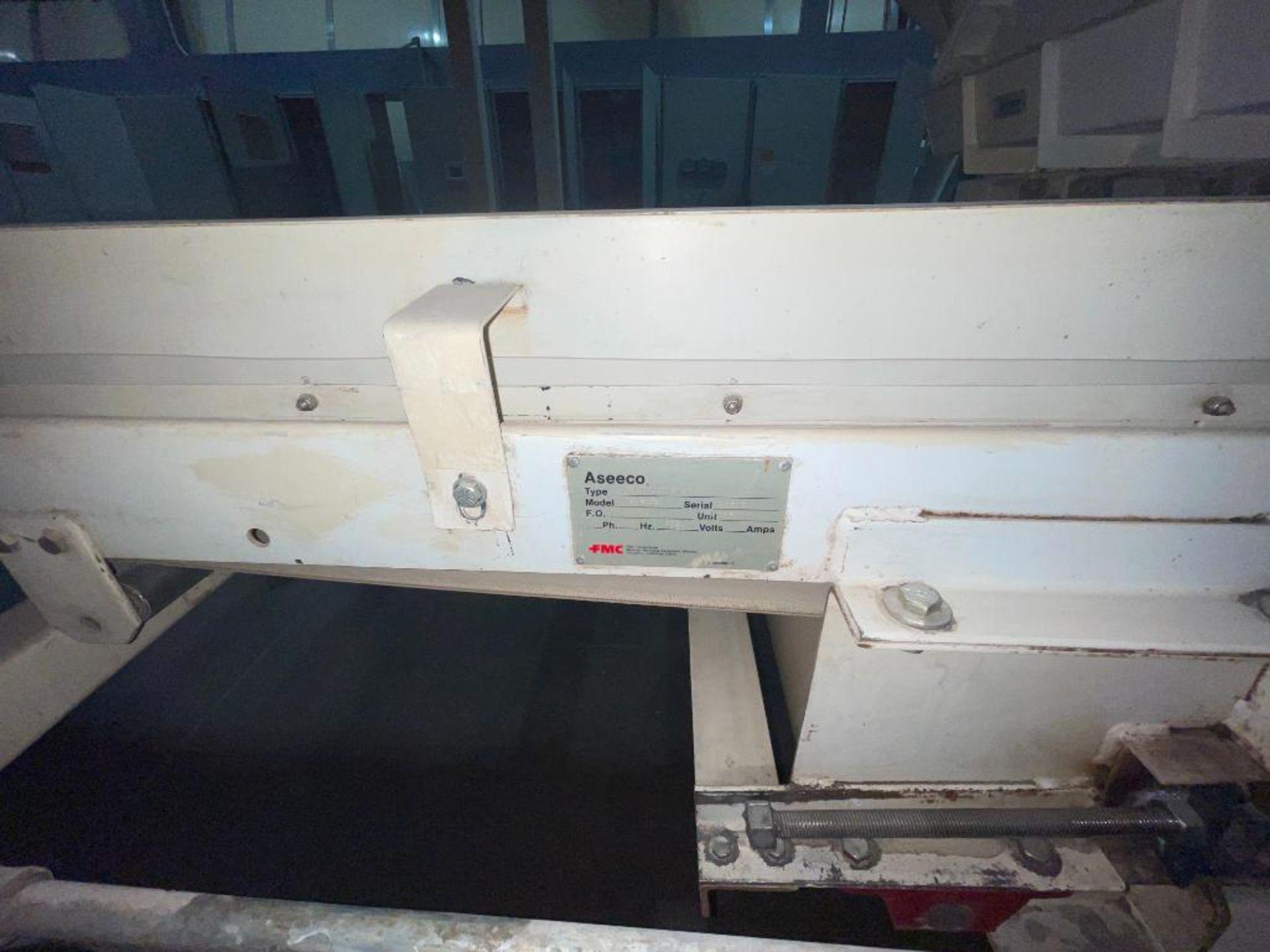 mild steel horizontal conveyor - Image 4 of 11