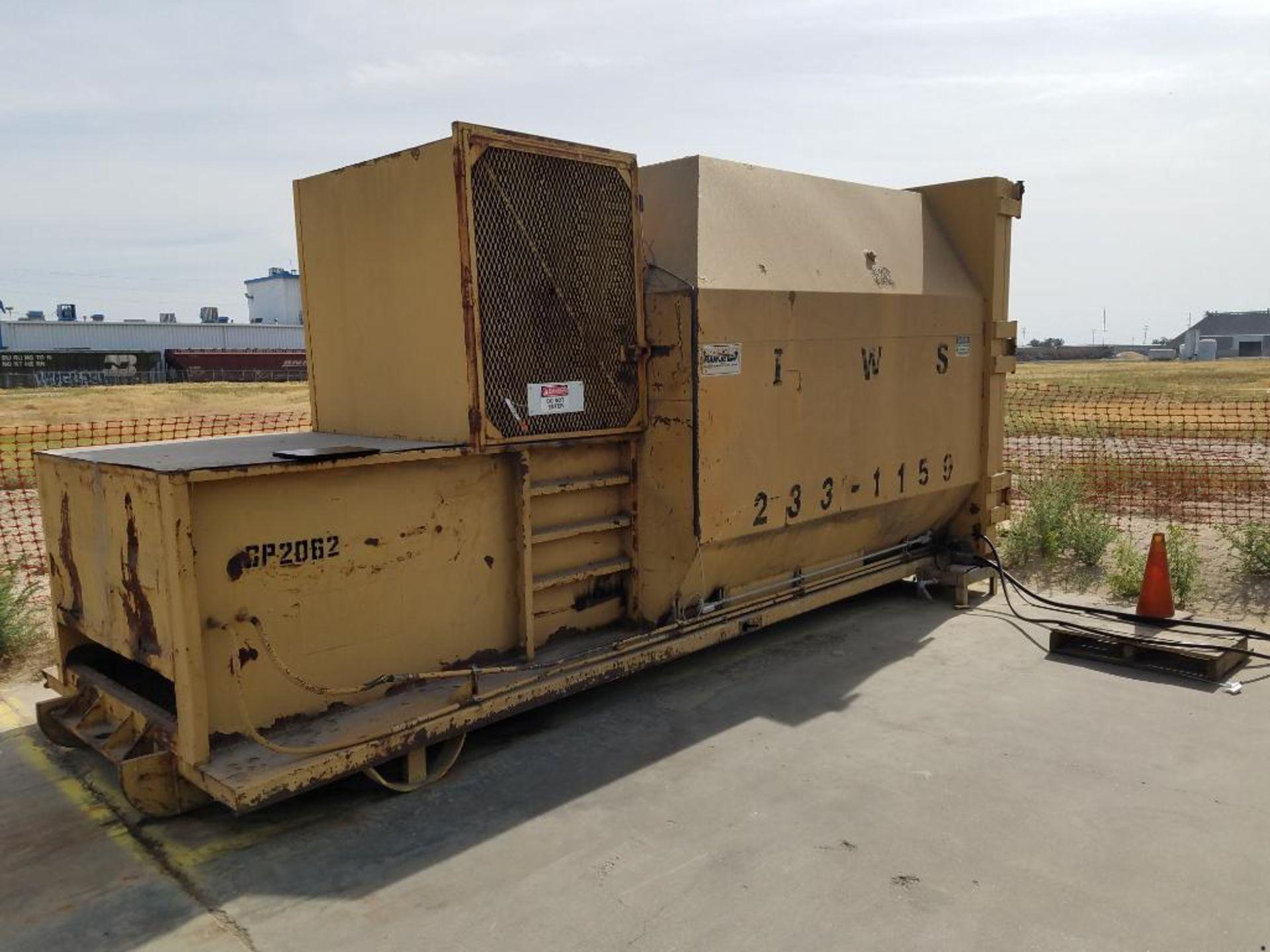 Ram Jet compactor
