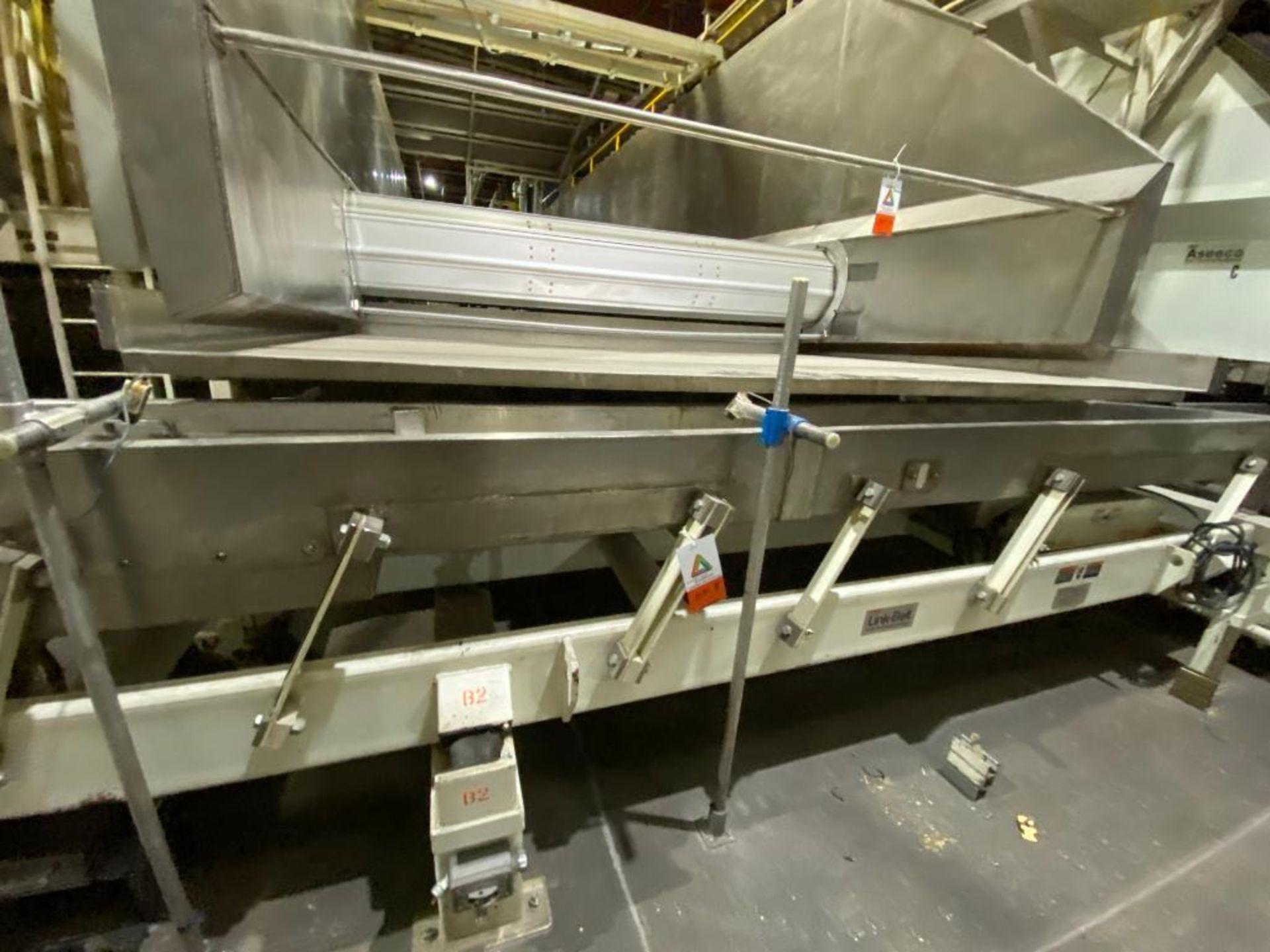 Link Belt vibratory conveyor - Image 2 of 4