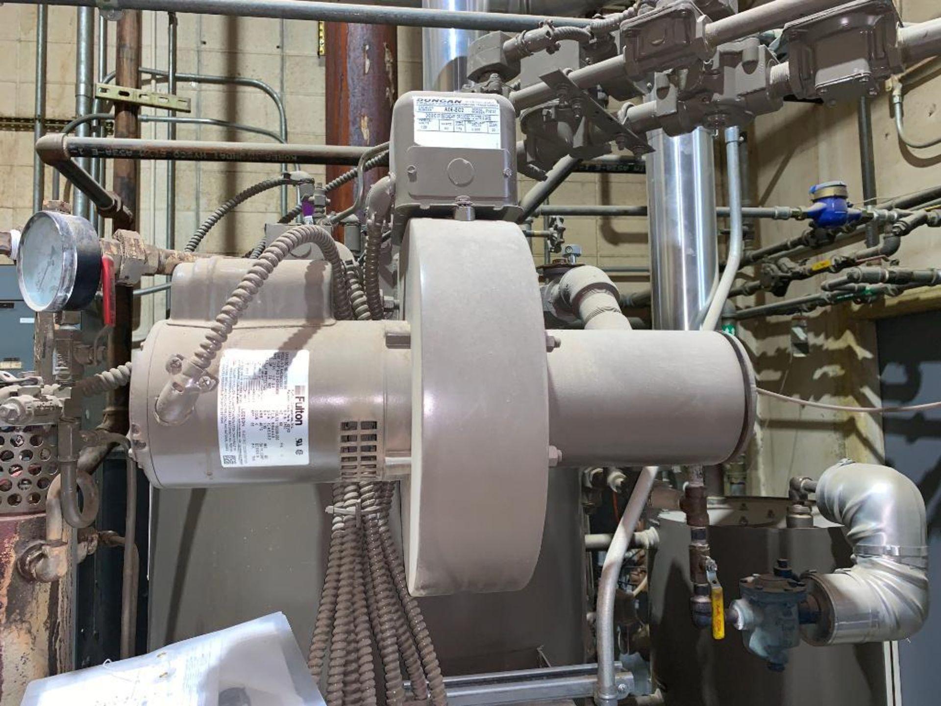 2014 Fulton steam boiler - Image 20 of 23