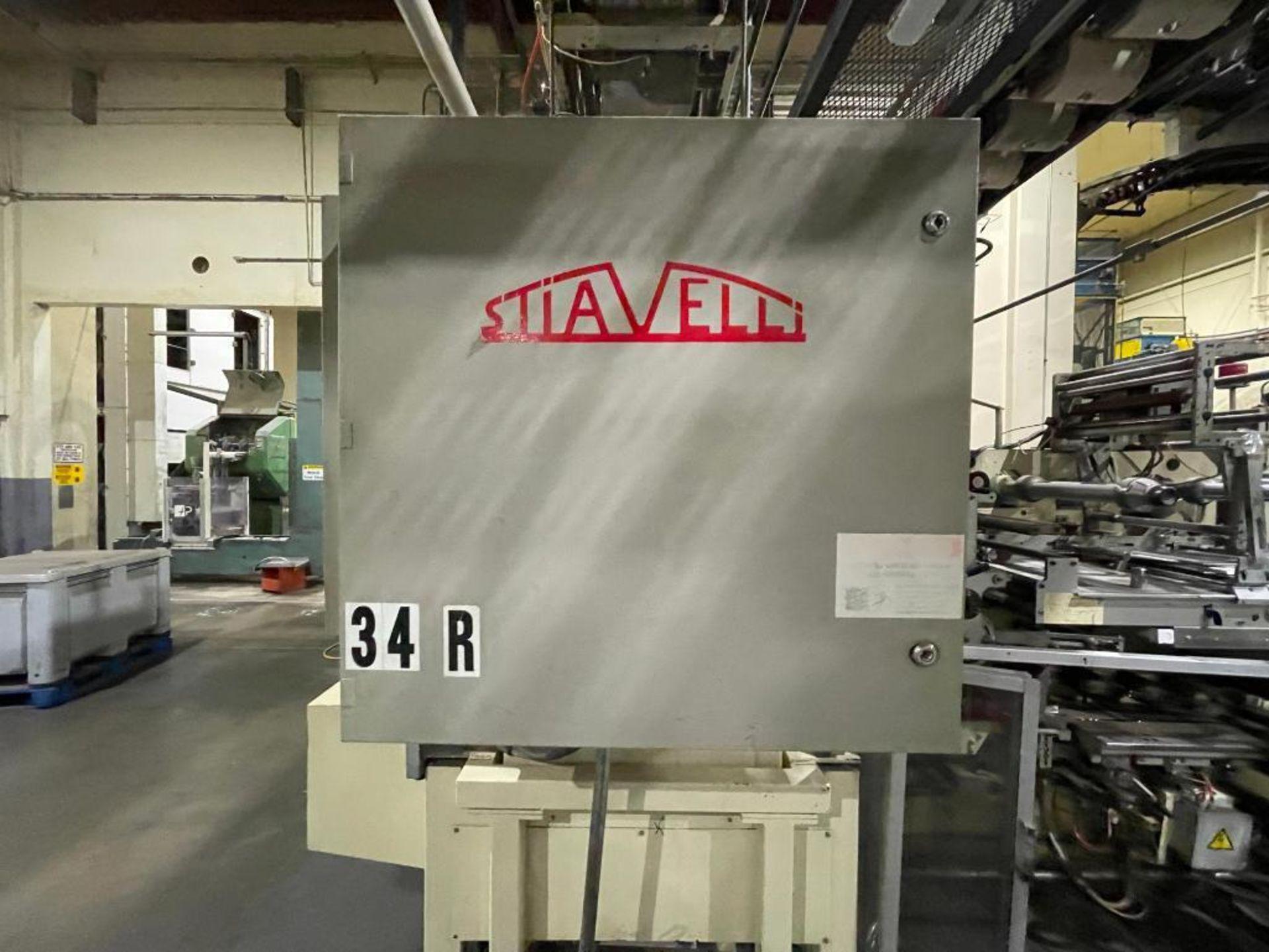Stiavelli long goods horizontal flow wrapper - Image 28 of 53