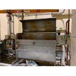 2013 Landucci die wash cabinet