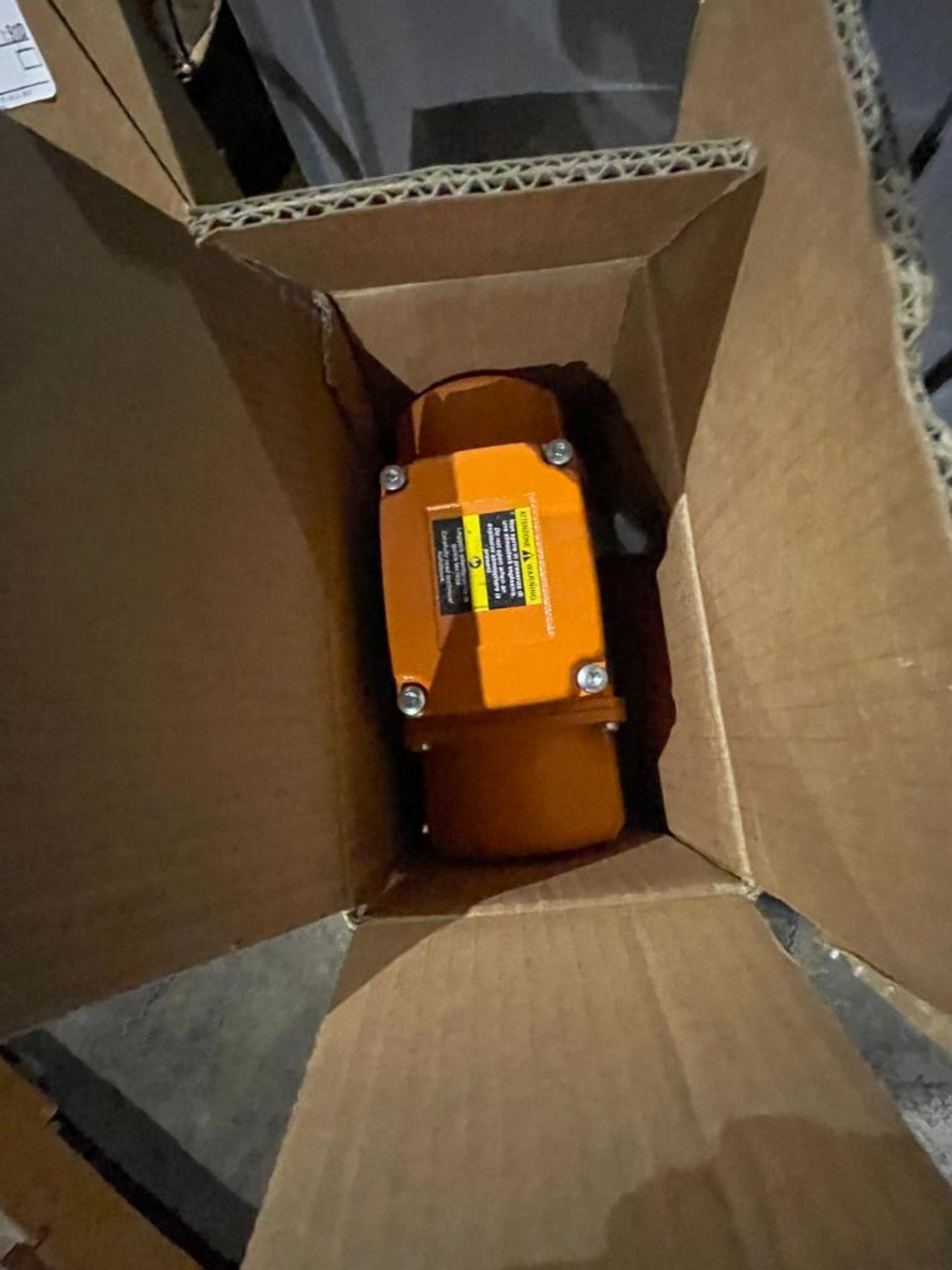 pallet of new and used motors and drives - Image 3 of 11