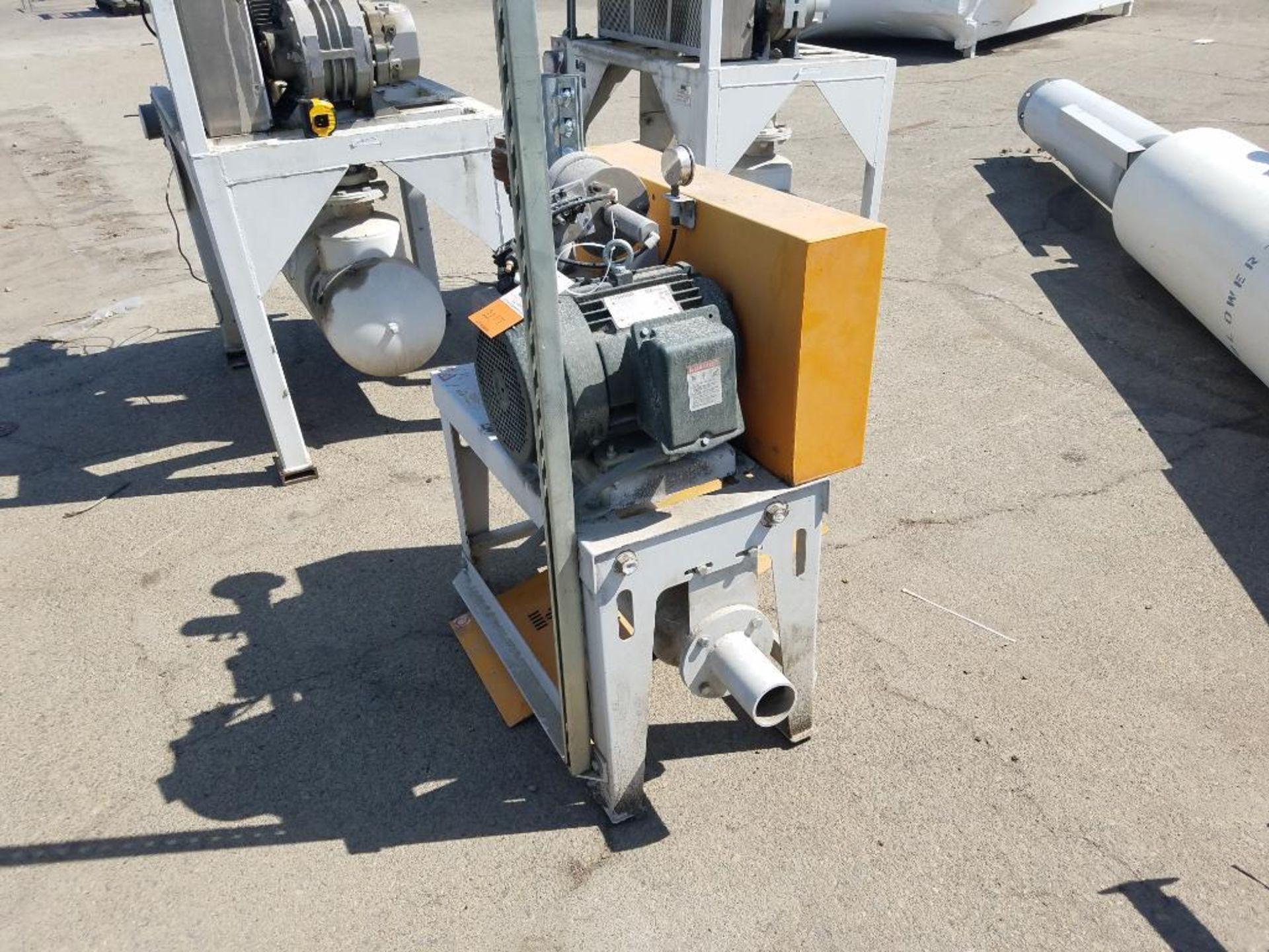 Sutorbilt rotary positive blower