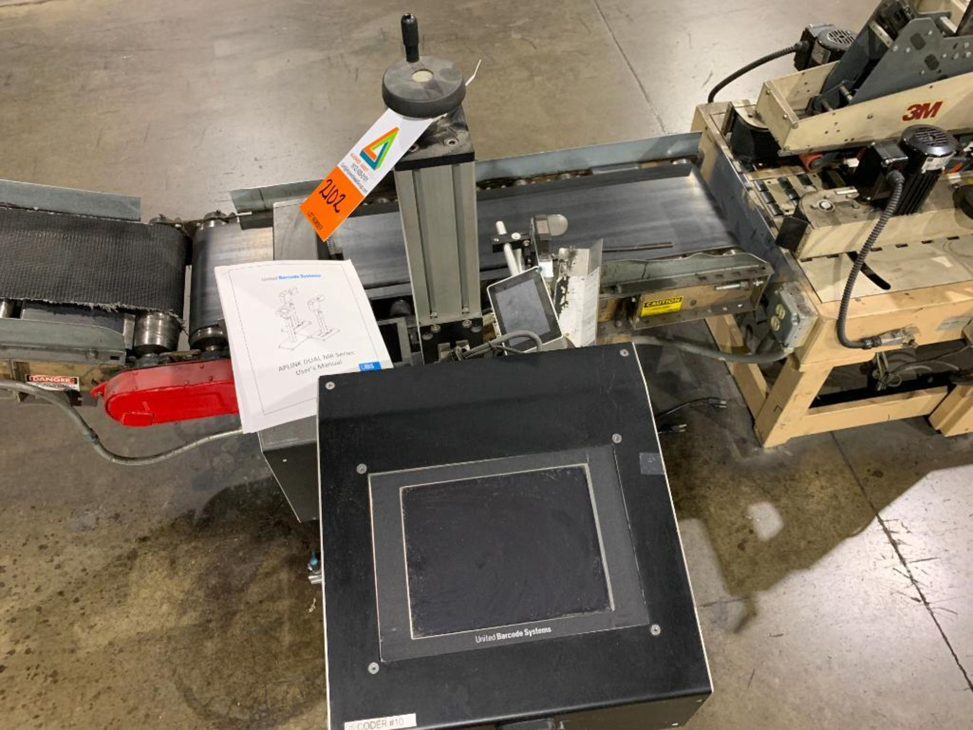 Automatic Printing Systems case coder