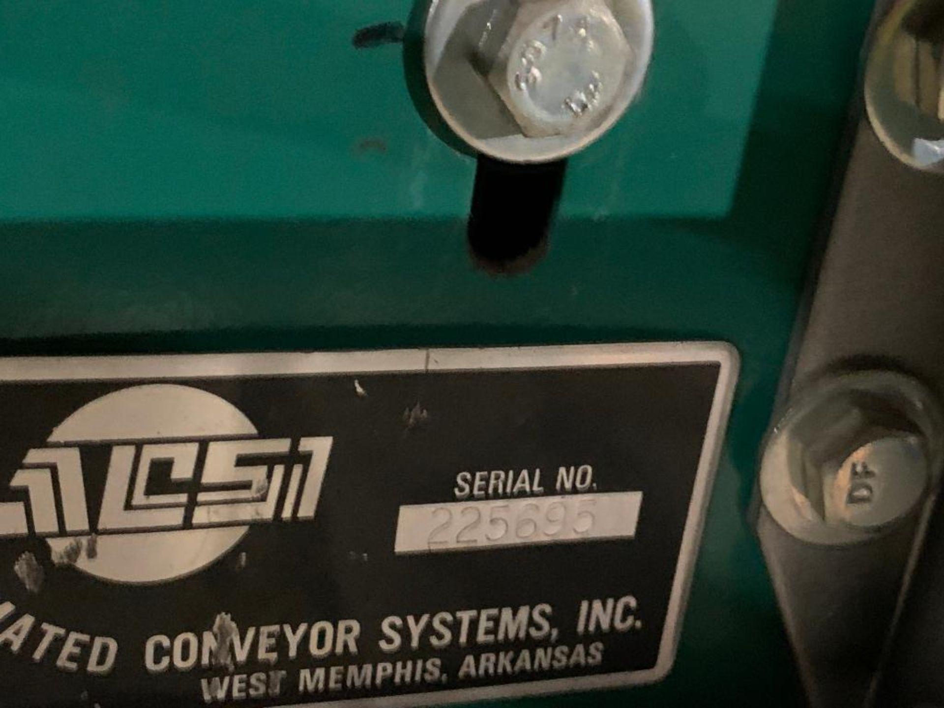 ACS power roller conveyor - Image 15 of 15
