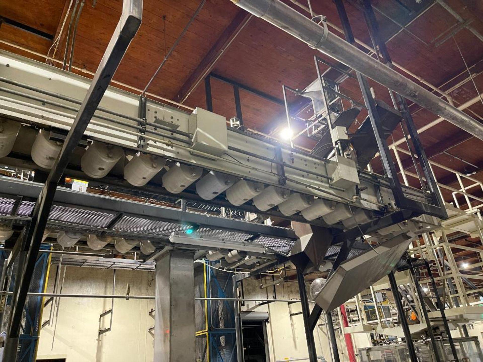 Meyer horizontal bucket elevator, model PC-072-12-BCC - Image 10 of 18
