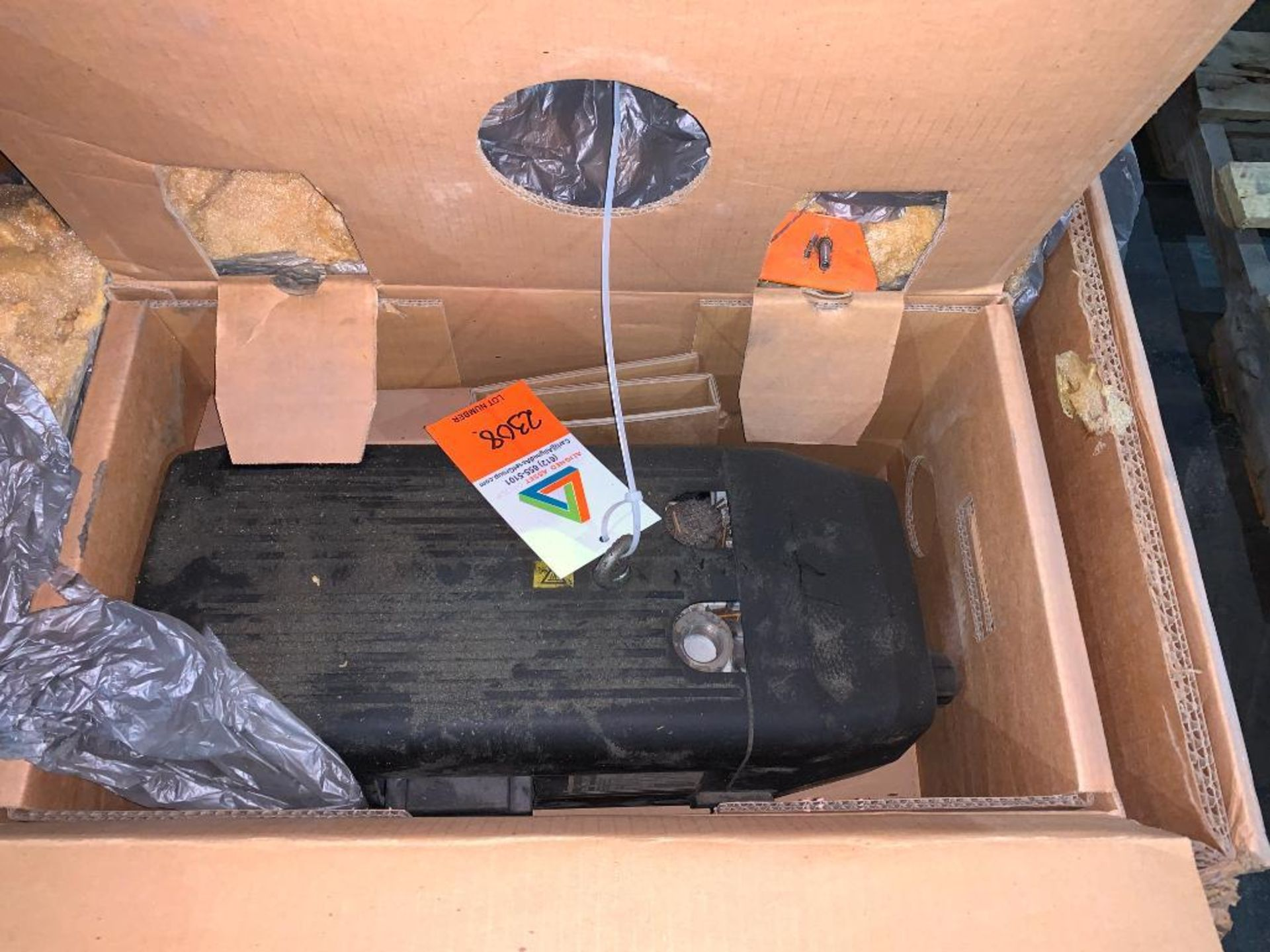 used Busch vacuum pump