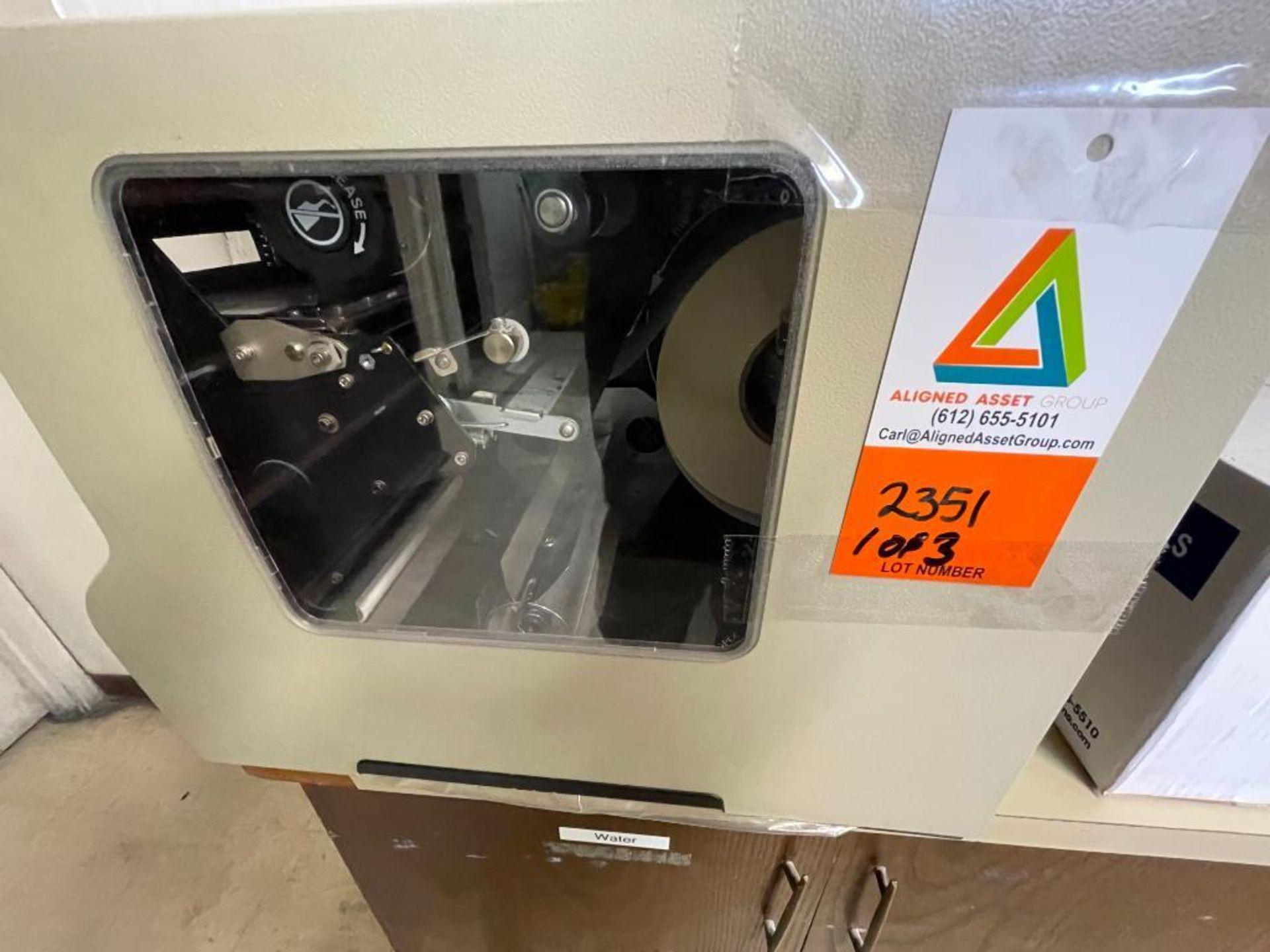 Zebra label printer - Image 3 of 9