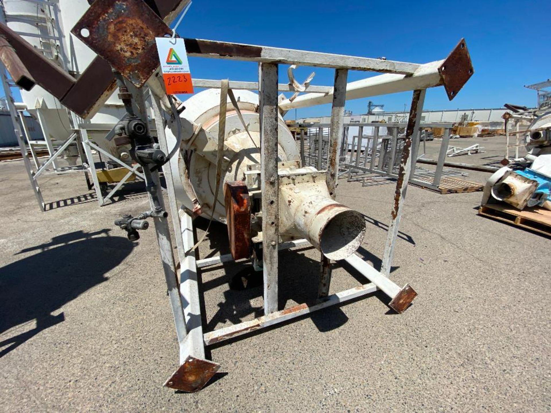 mild steel baghouse - Image 6 of 9