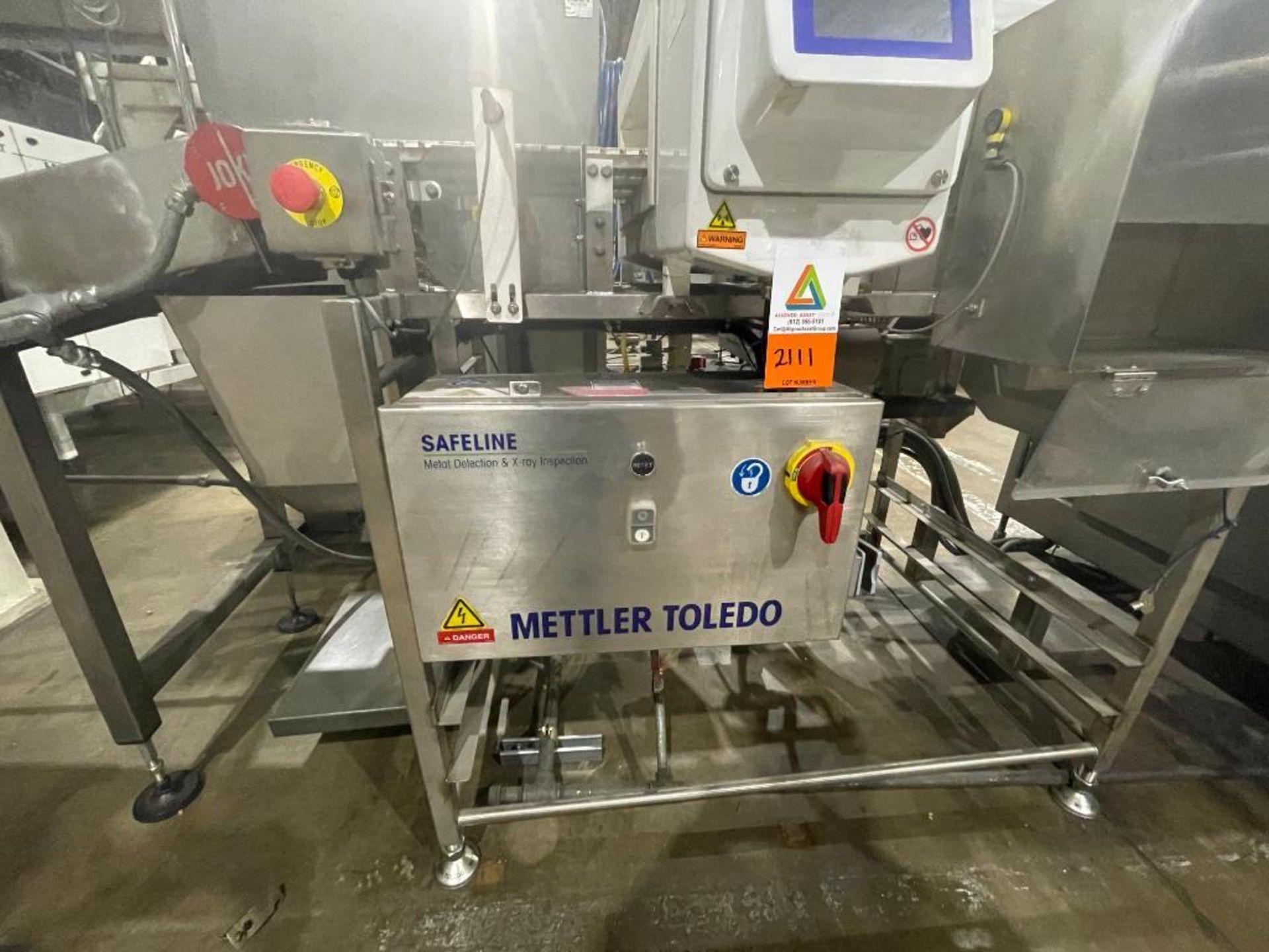2016 Mettler Toledo metal detector, model SL1500 - Image 2 of 12