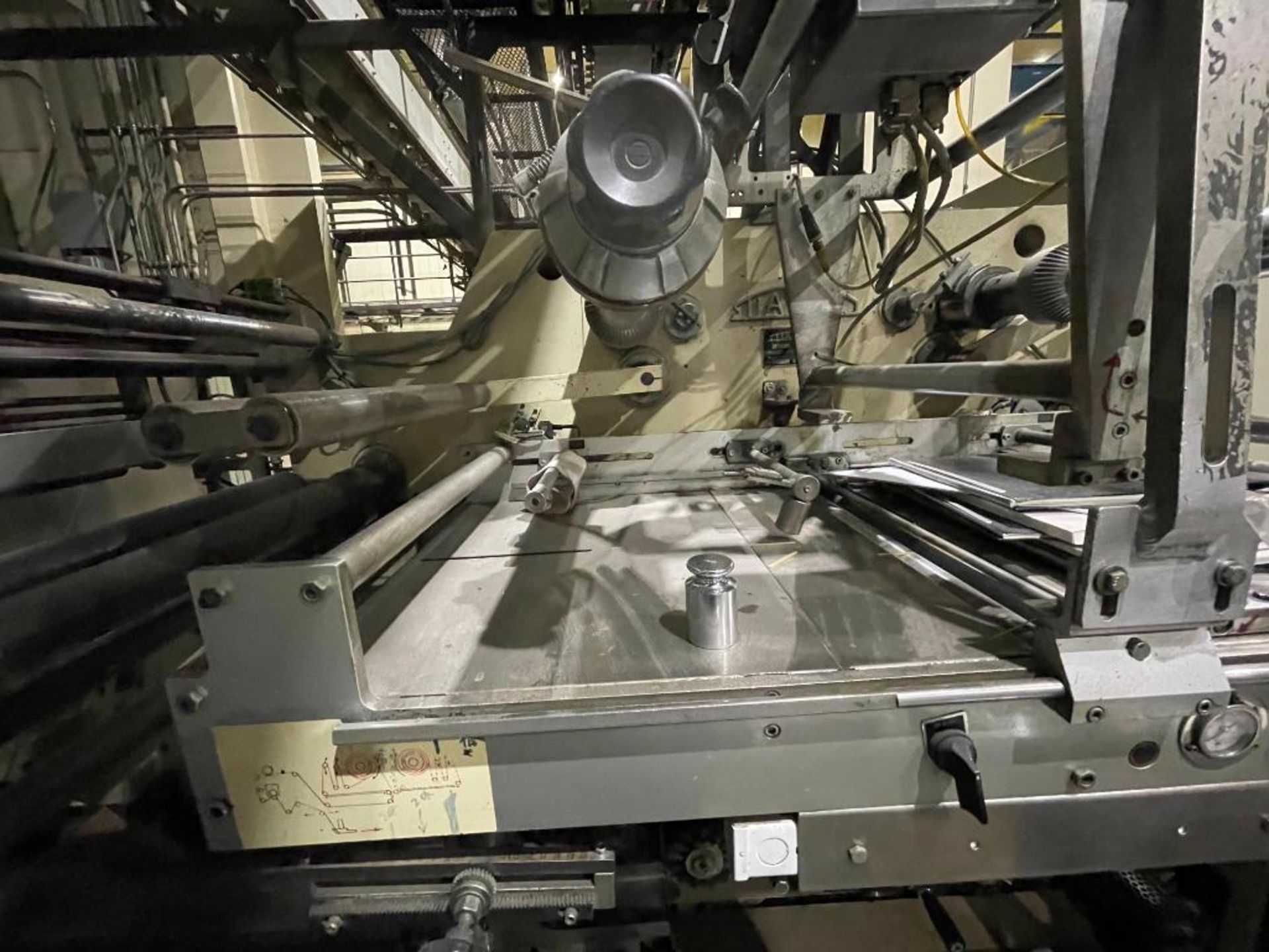 Stiavelli long goods horizontal flow wrapper - Image 16 of 53
