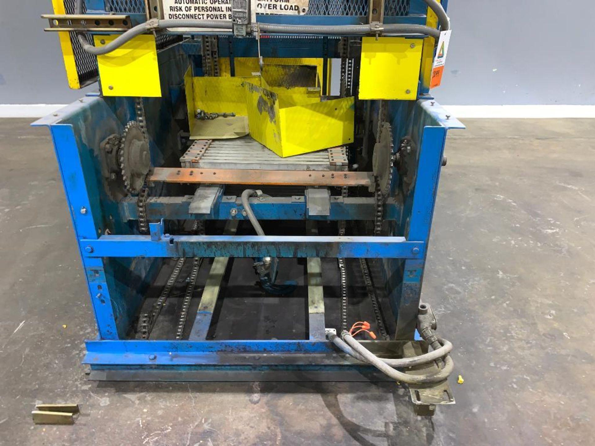 TKF vertical case elevator parts - Image 5 of 13