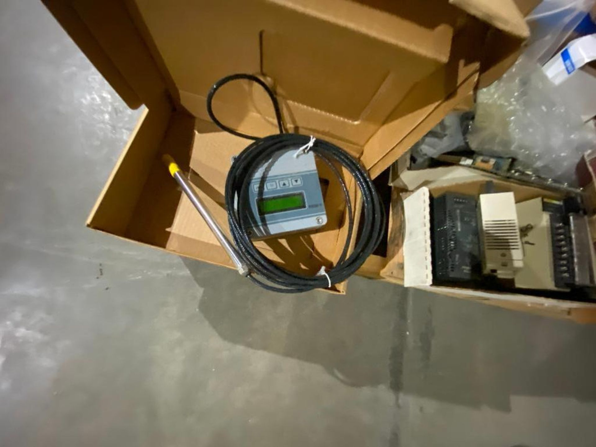 pallet of ABB parts, controllers, cabinets, and control boards - Image 8 of 8
