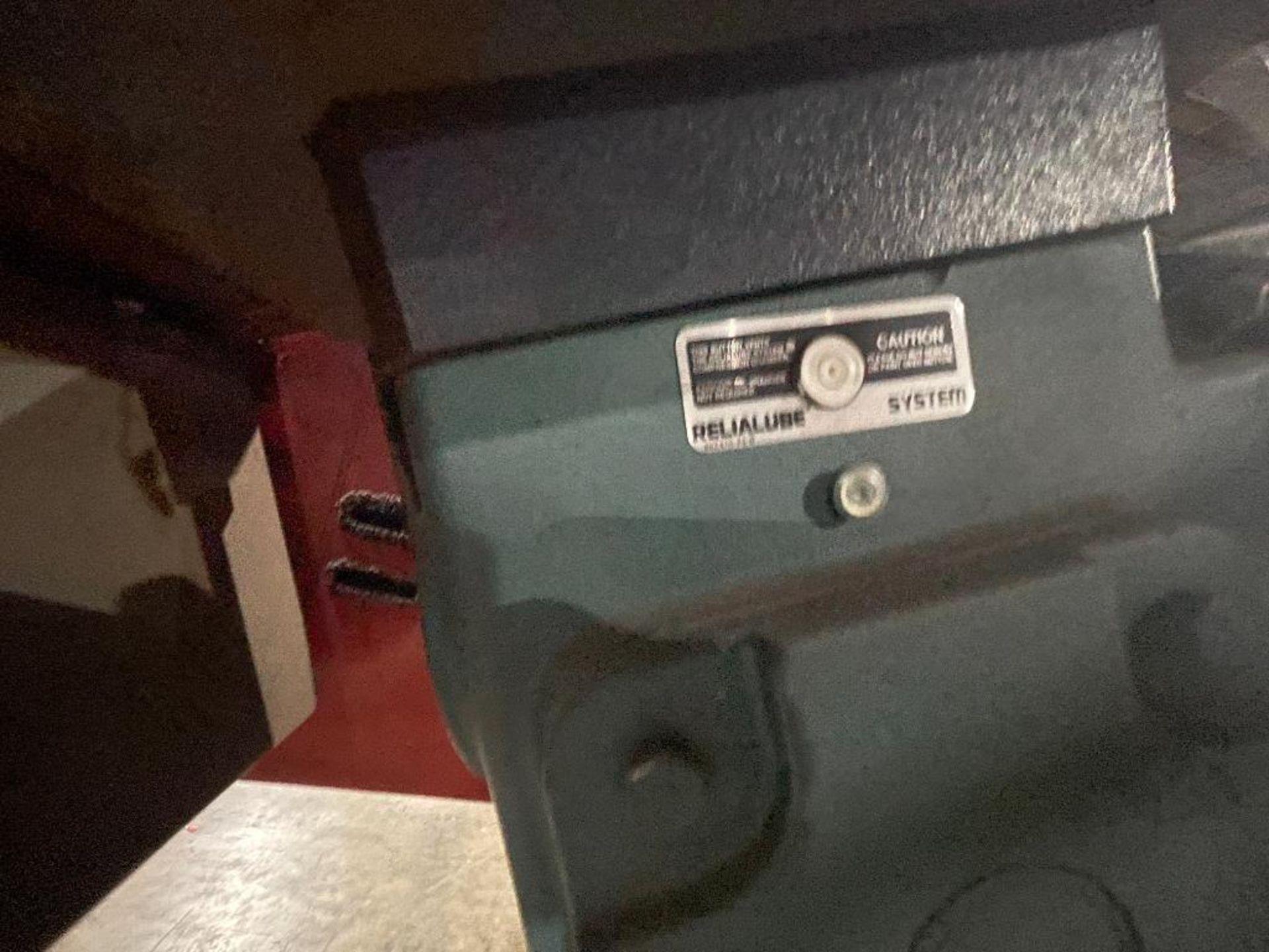 Buschman mild steel incline conveyor - Image 7 of 11