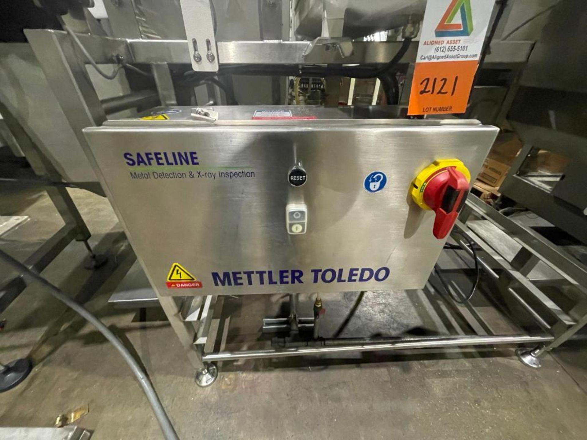 2016 Mettler Toledo metal detector, model SL1500 - Image 2 of 16