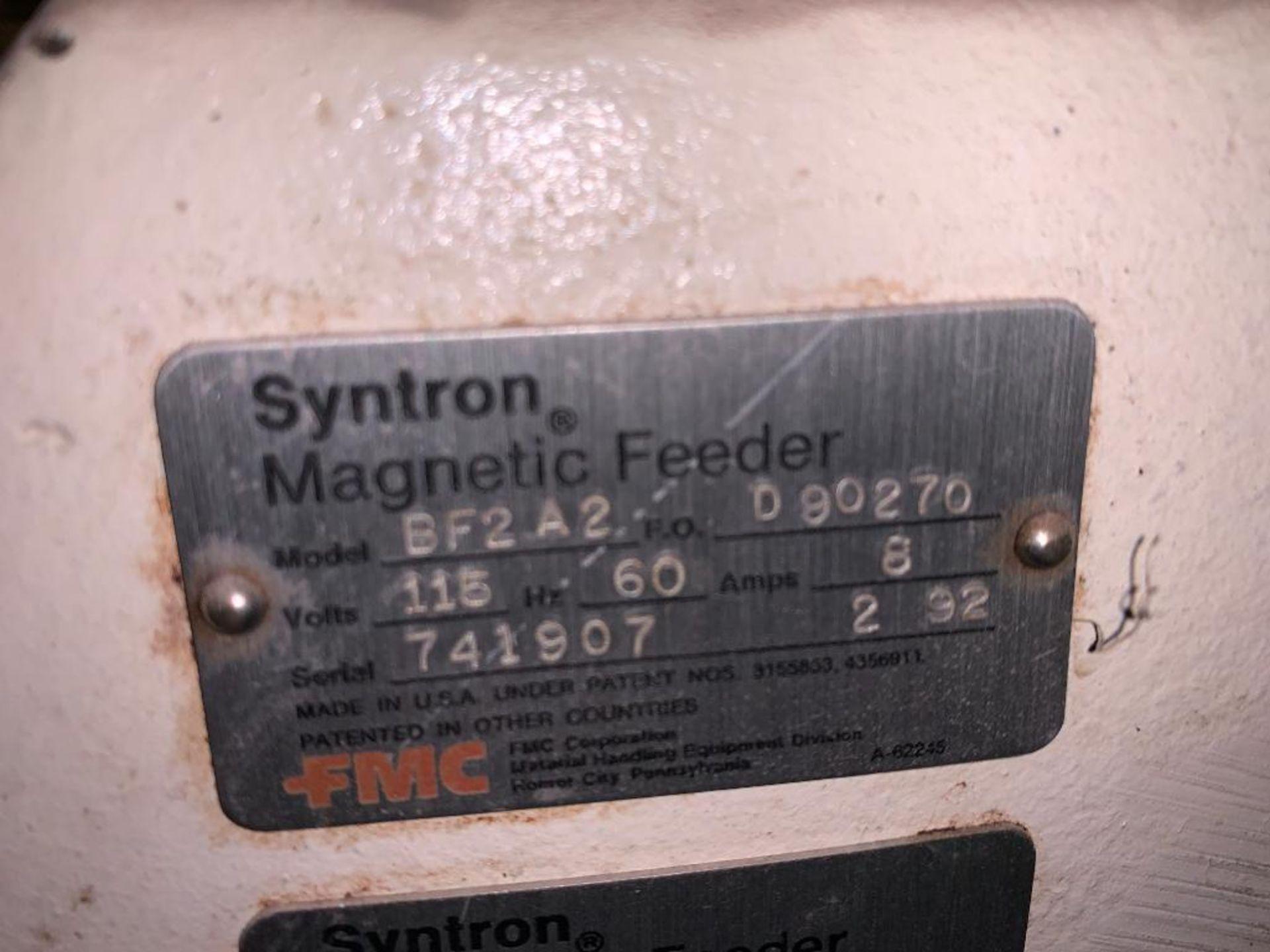 Aseeco mild steel cone bottom bulk storage bin - Image 17 of 23