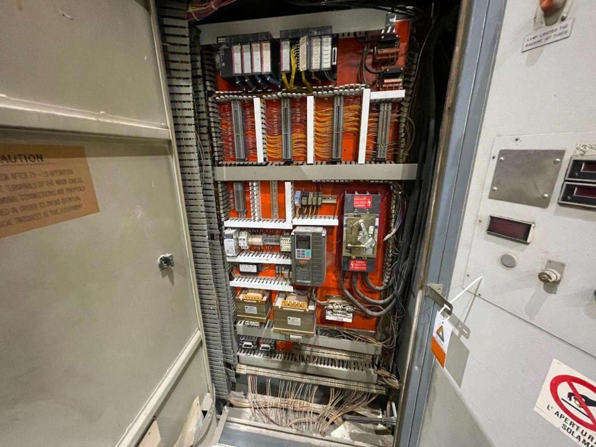 3-door cabinet 102 in. x 14 in. x 79 in. - Image 3 of 12