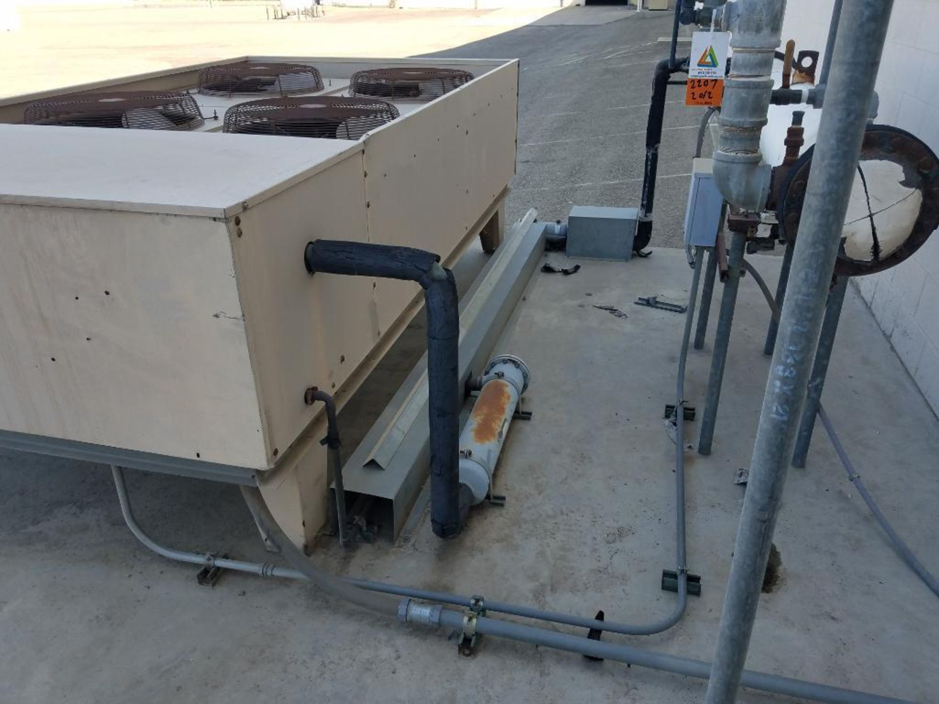 York water chiller - Image 4 of 8