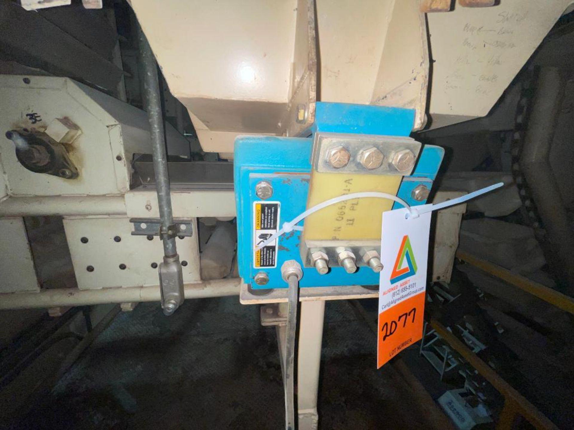 Syntron vibratory feeder - Image 3 of 7