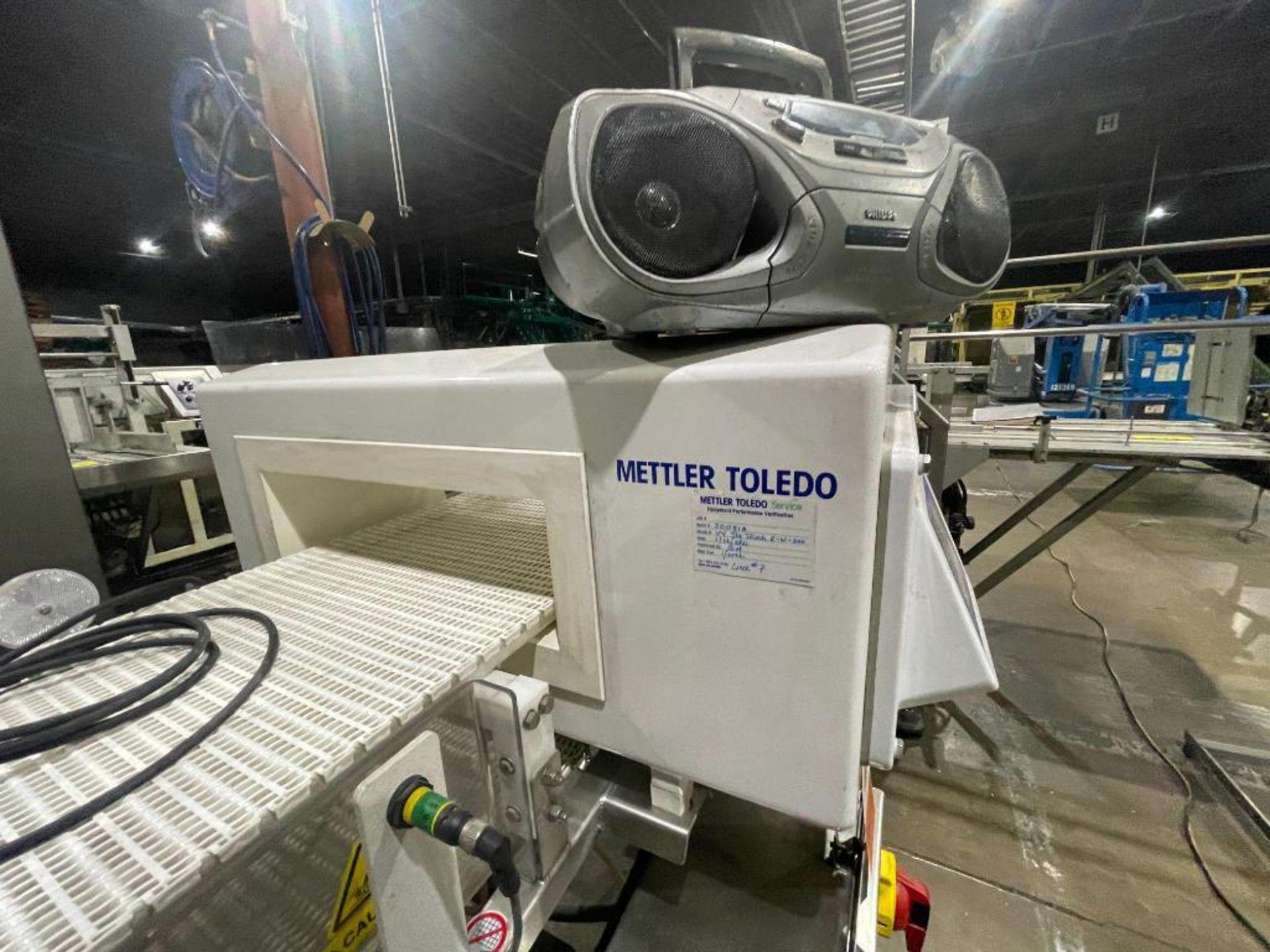 2016 Mettler Toledo metal detector, model SL1500 - Image 3 of 16