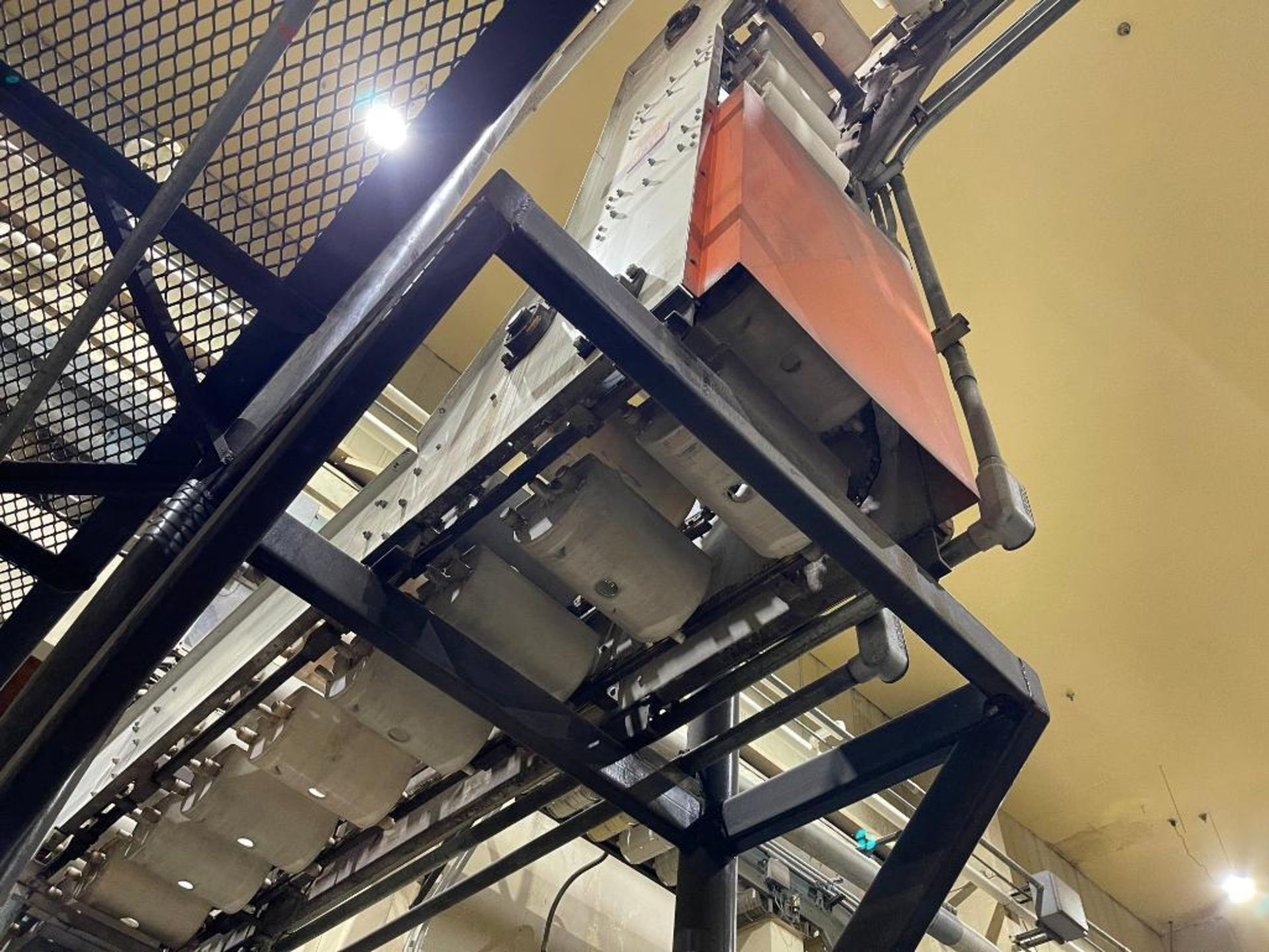 Meyer horizontal bucket elevator, model PC-072-12-BCC - Image 14 of 18