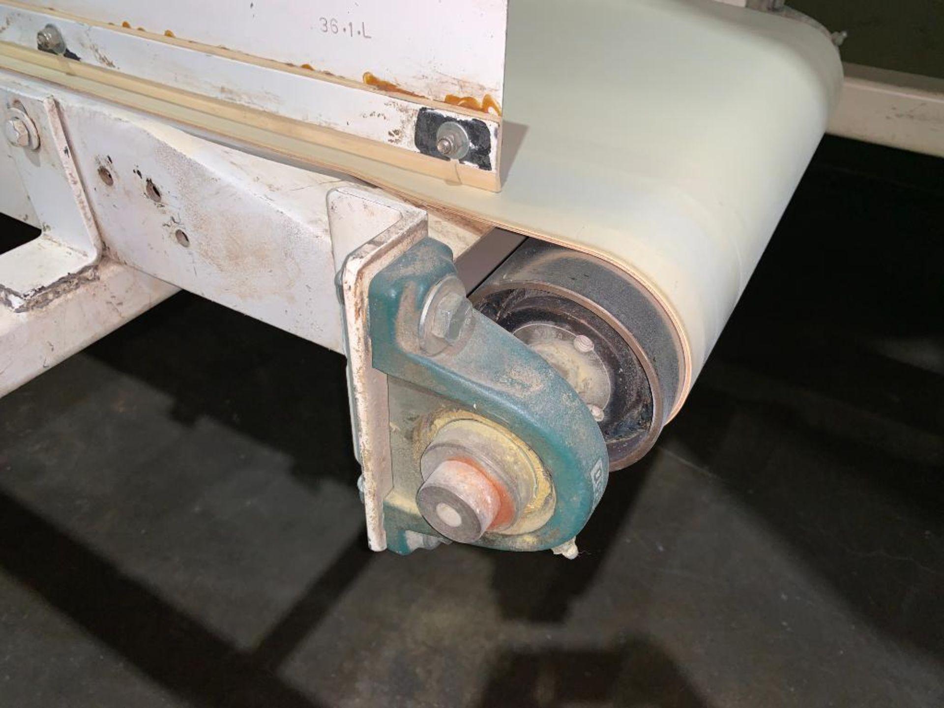 mild steel horizontal conveyor - Image 3 of 15