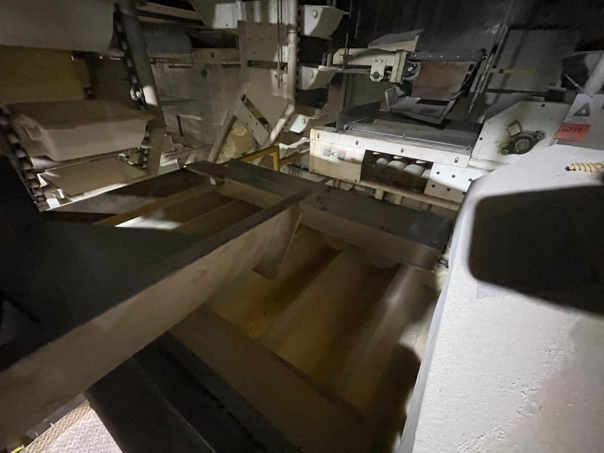 Aseeco horizontal overlapping bucket elevator - Image 4 of 13