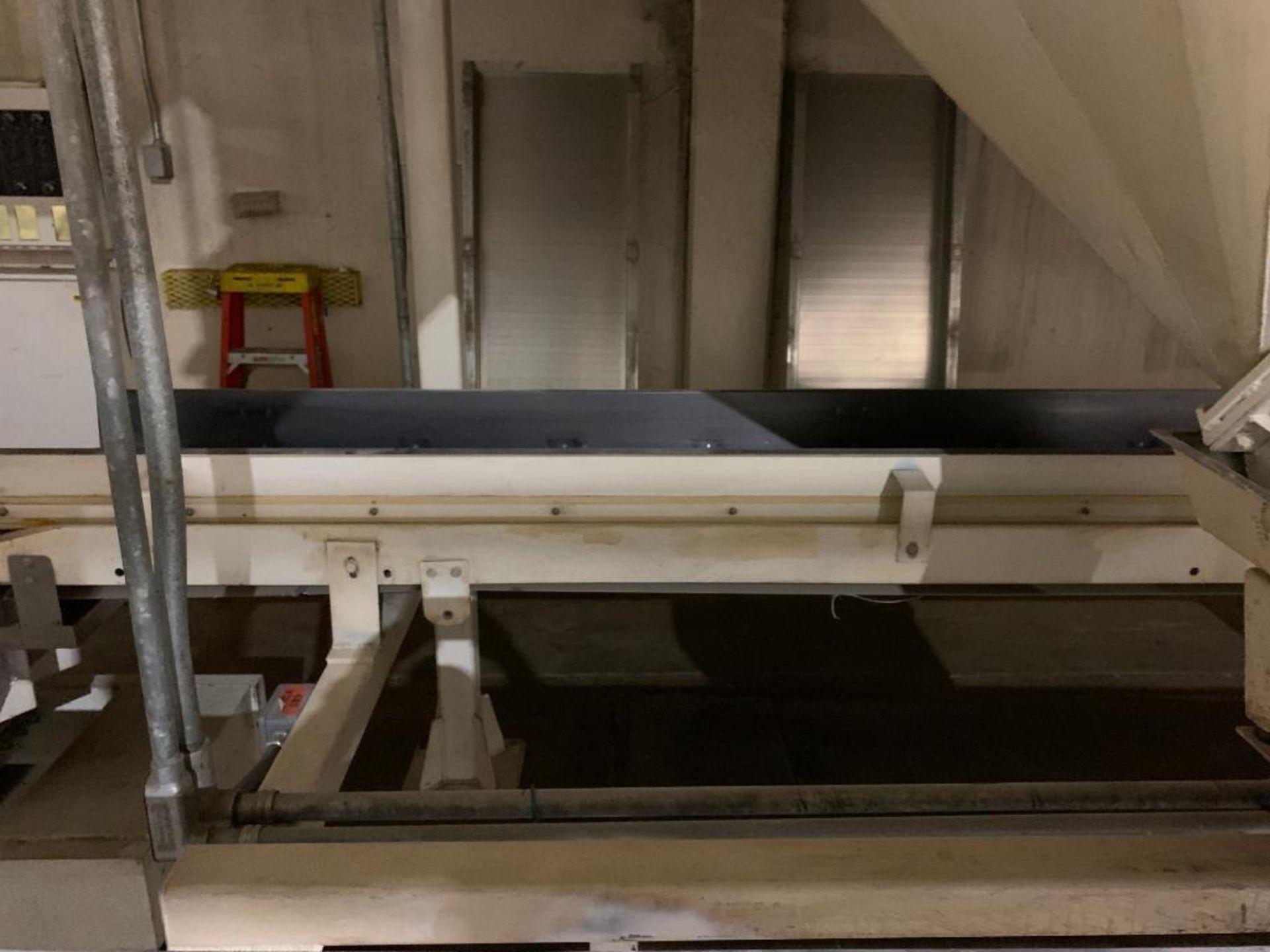 Aseeco mild steel cone bottom bulk storage bin - Image 14 of 23