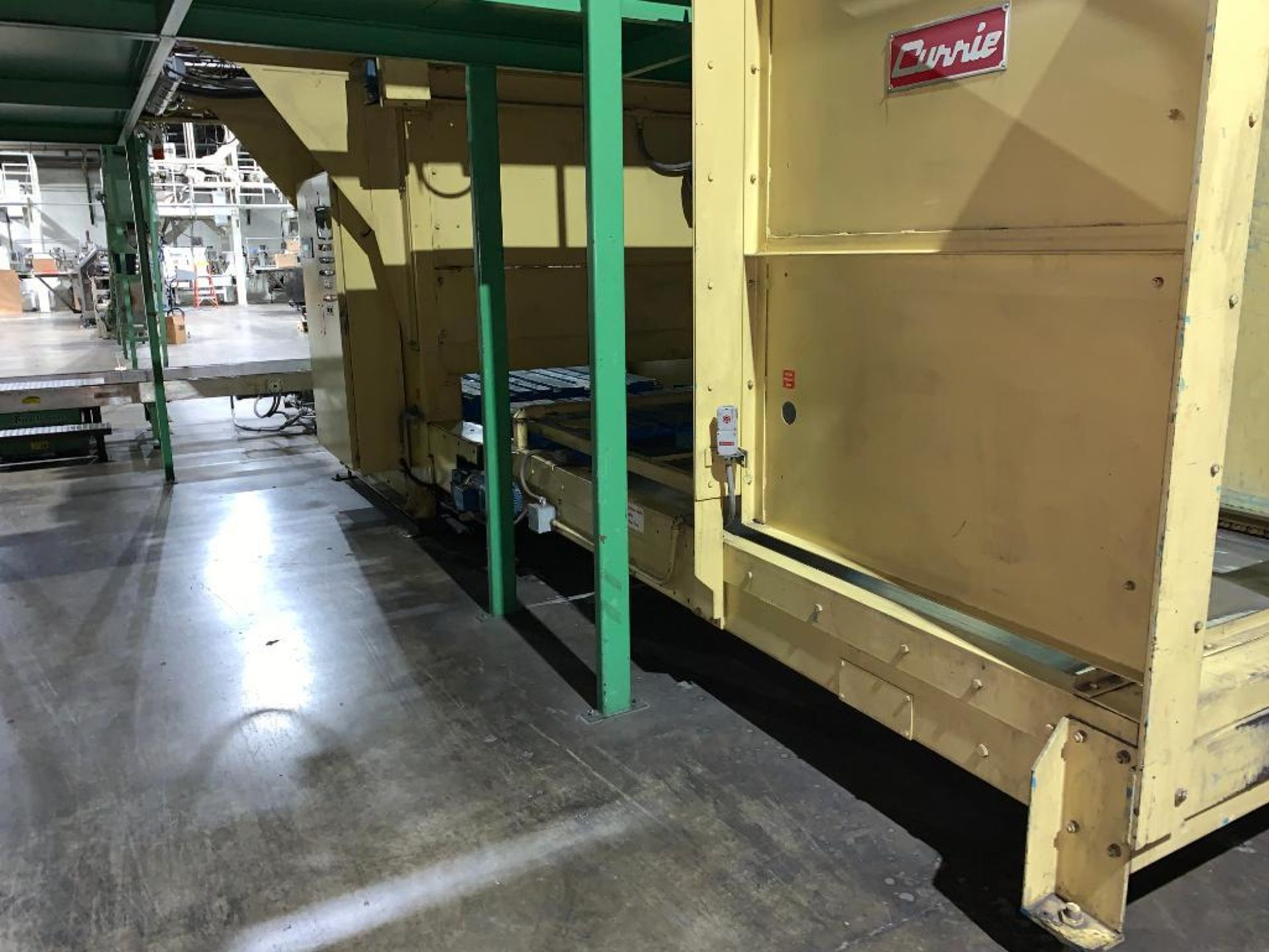 1992 Currie top to bottom palletizer, machine number LSP-5-1175 - Image 25 of 54