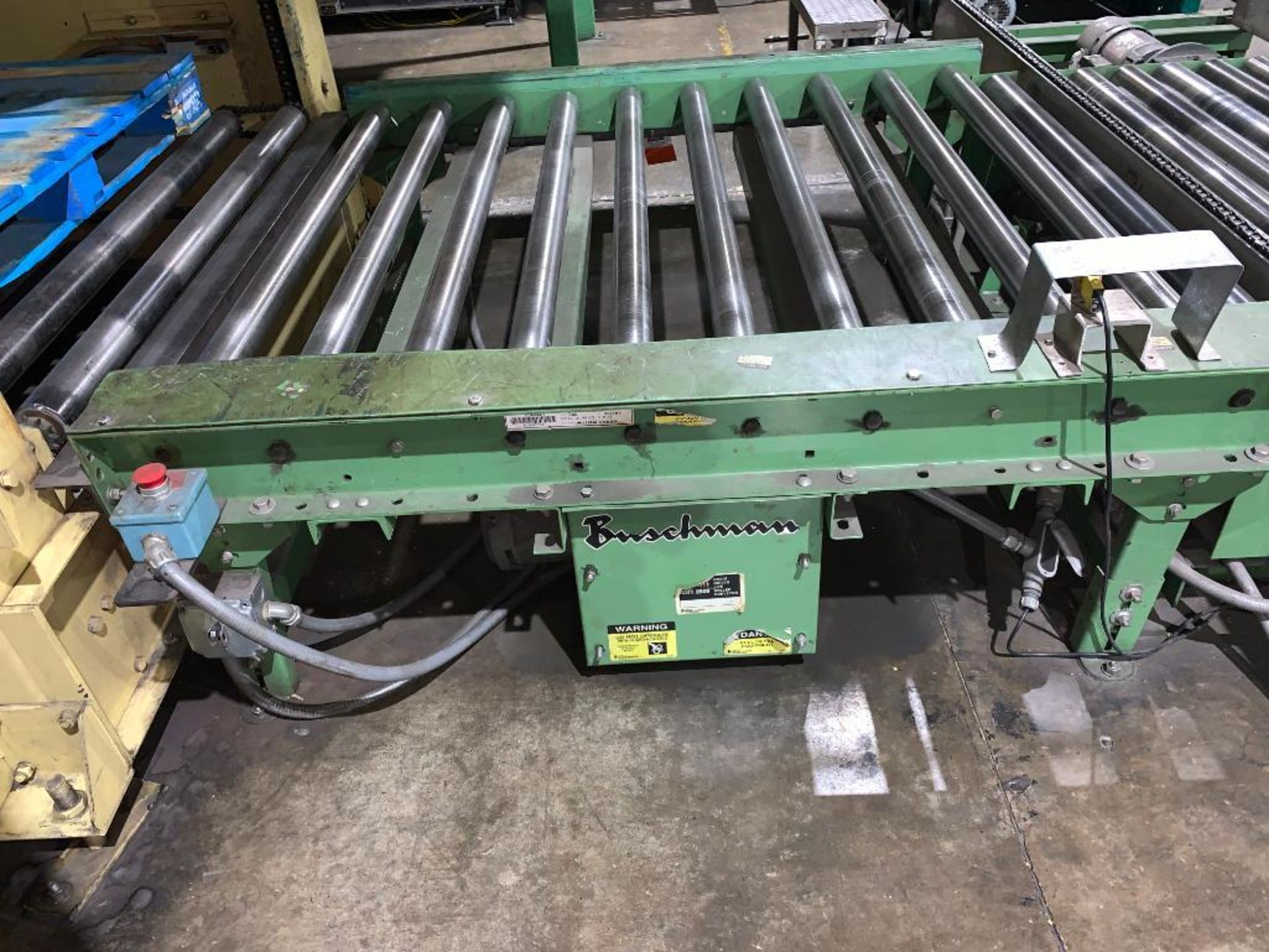 1992 Currie top to bottom palletizer, machine number LSP-5-1176 - Image 40 of 56