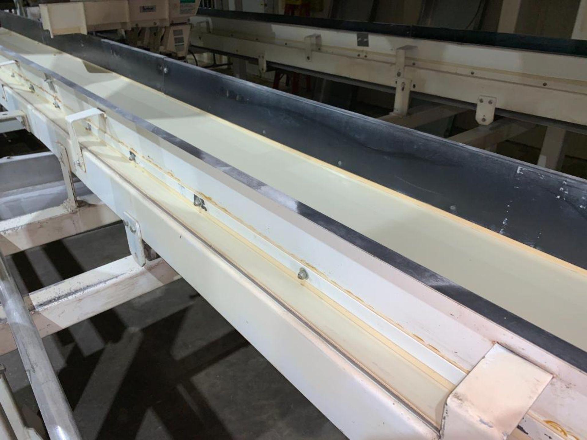 mild steel horizontal conveyor - Image 9 of 15
