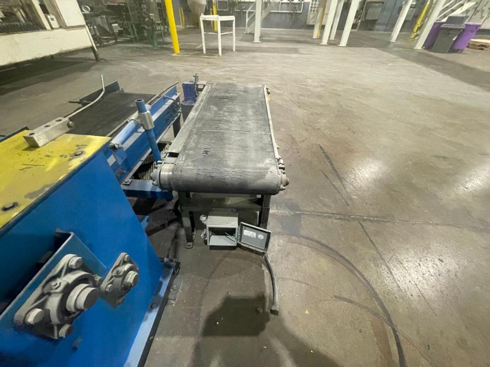 Hytrol mild steel conveyor - Image 8 of 10