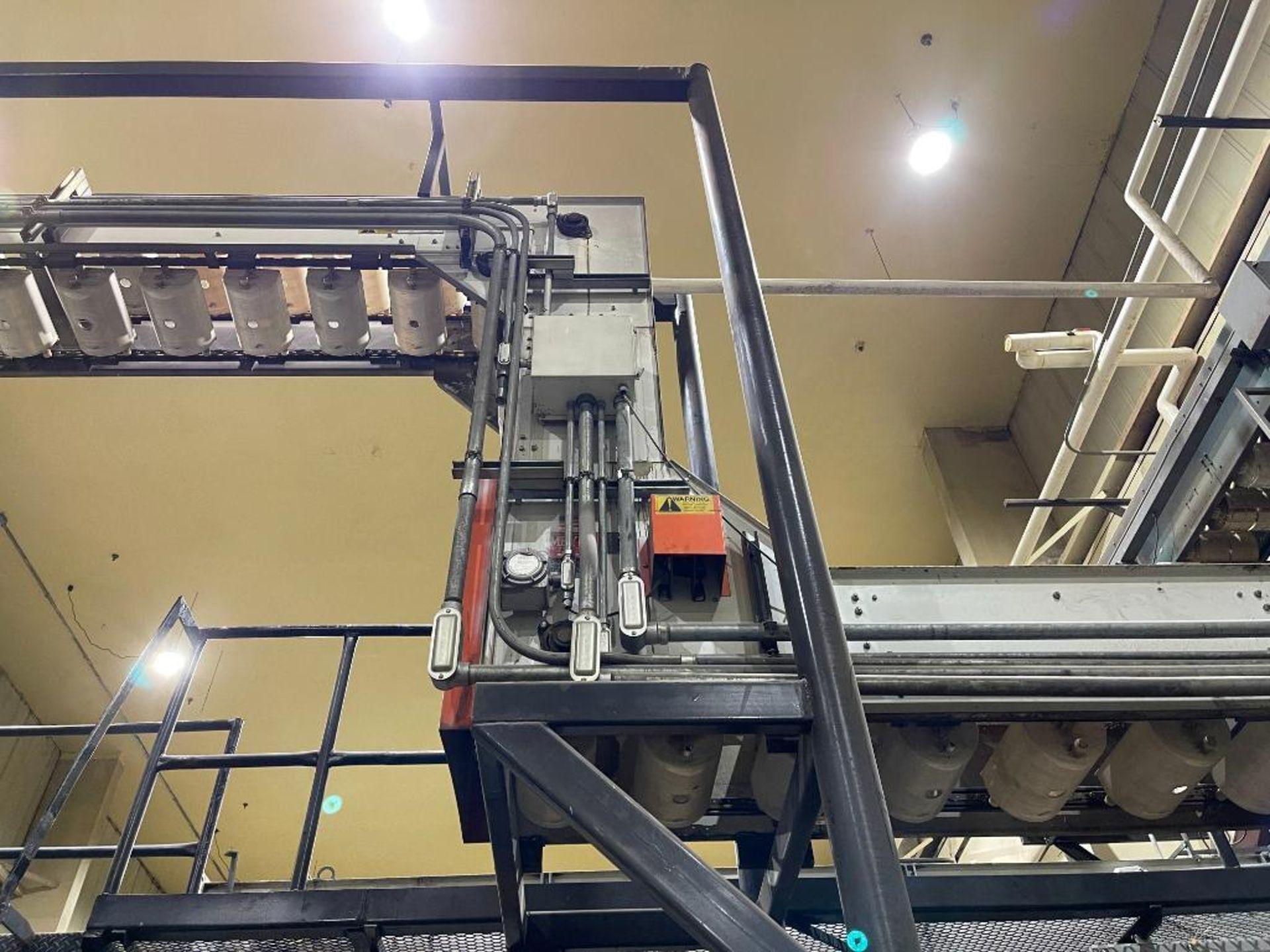Meyer horizontal bucket elevator, model PC-072-12-BCC - Image 16 of 18