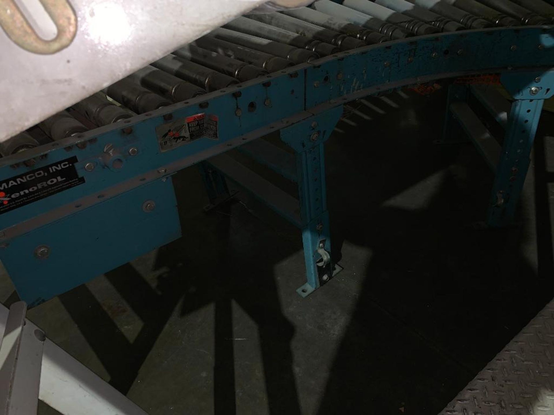 (4) pieces of miscellaneous conveyor - Image 8 of 25