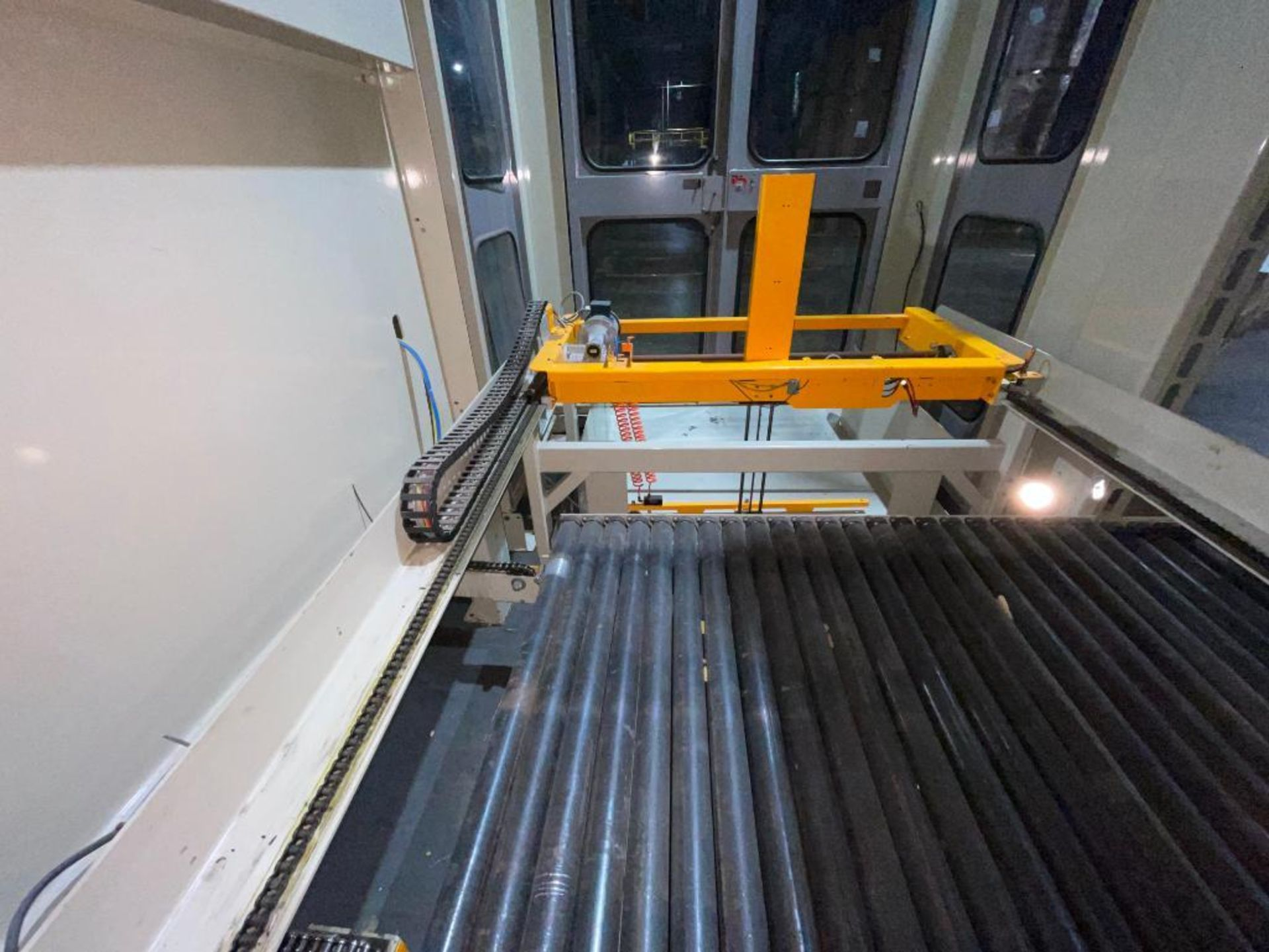 2013 TopTier downstacker, model DS with integrated TopTier pallet wrapper - Image 41 of 66
