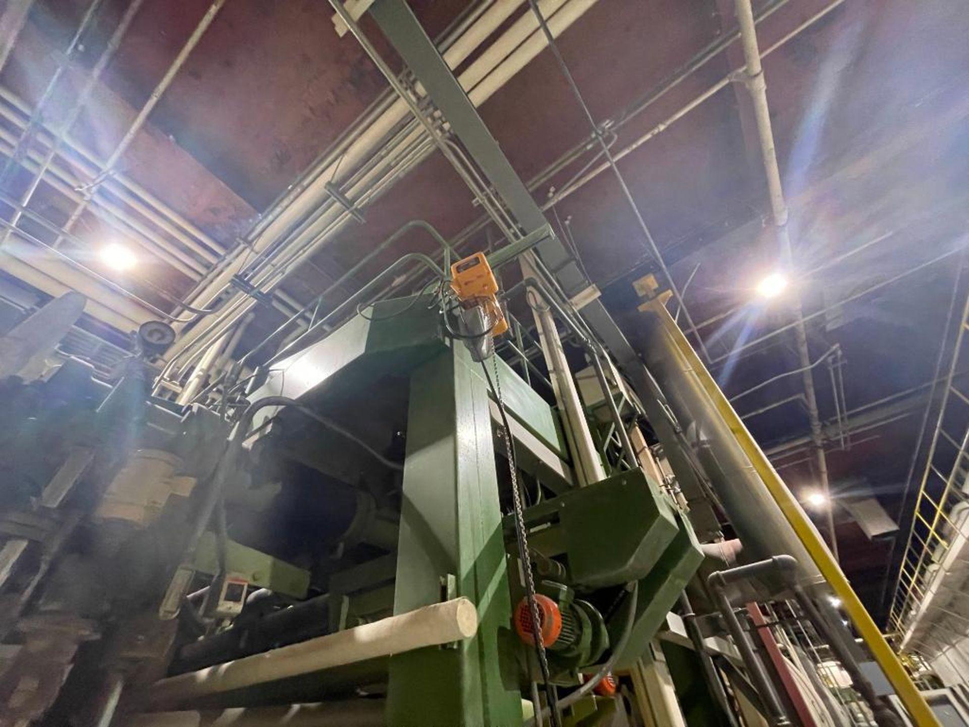 Harrington .25 ton chain hoist - Image 5 of 10