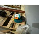 unused Brook Crompton electric motor