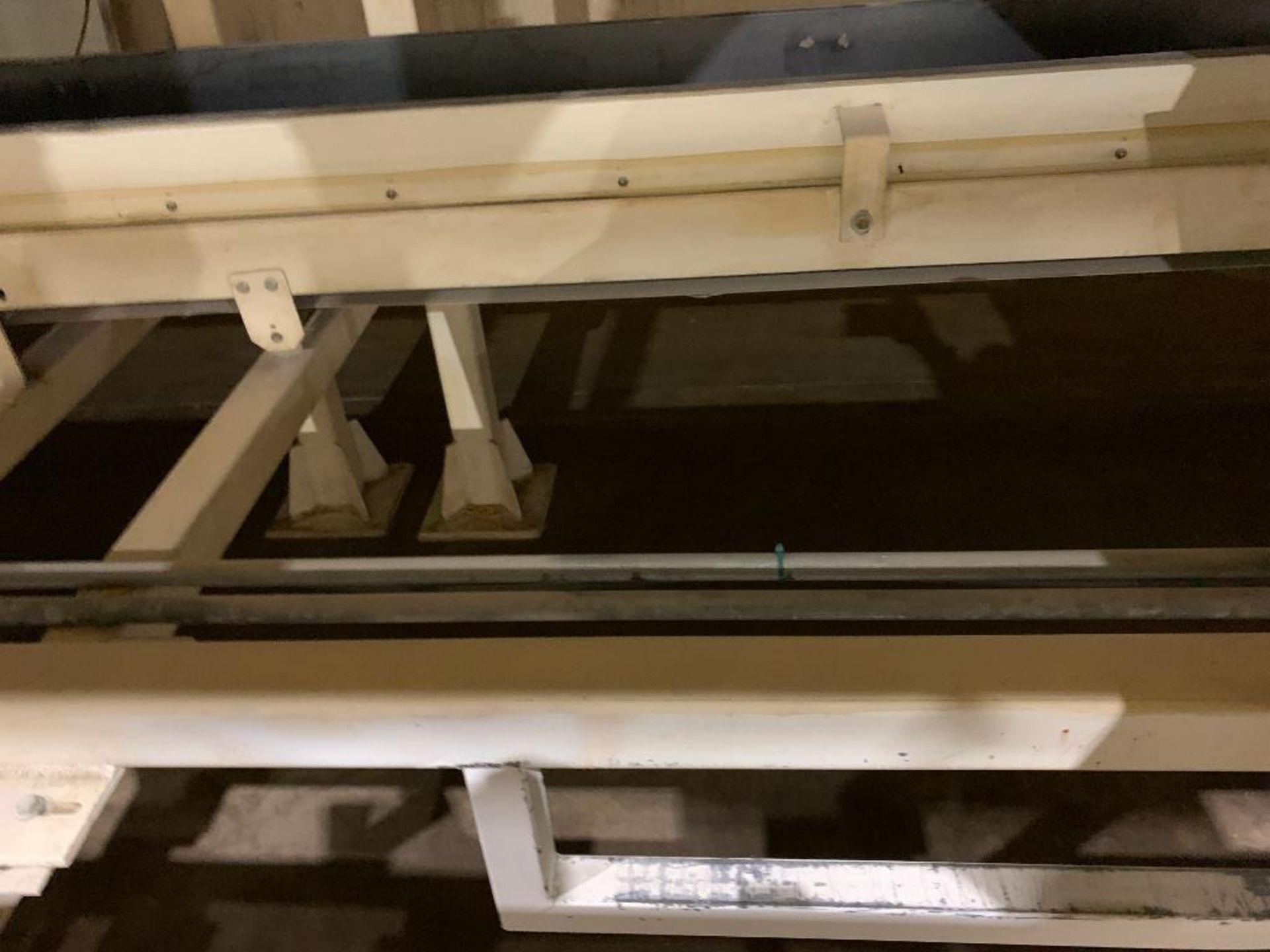 Aseeco mild steel cone bottom bulk storage bin - Image 15 of 25