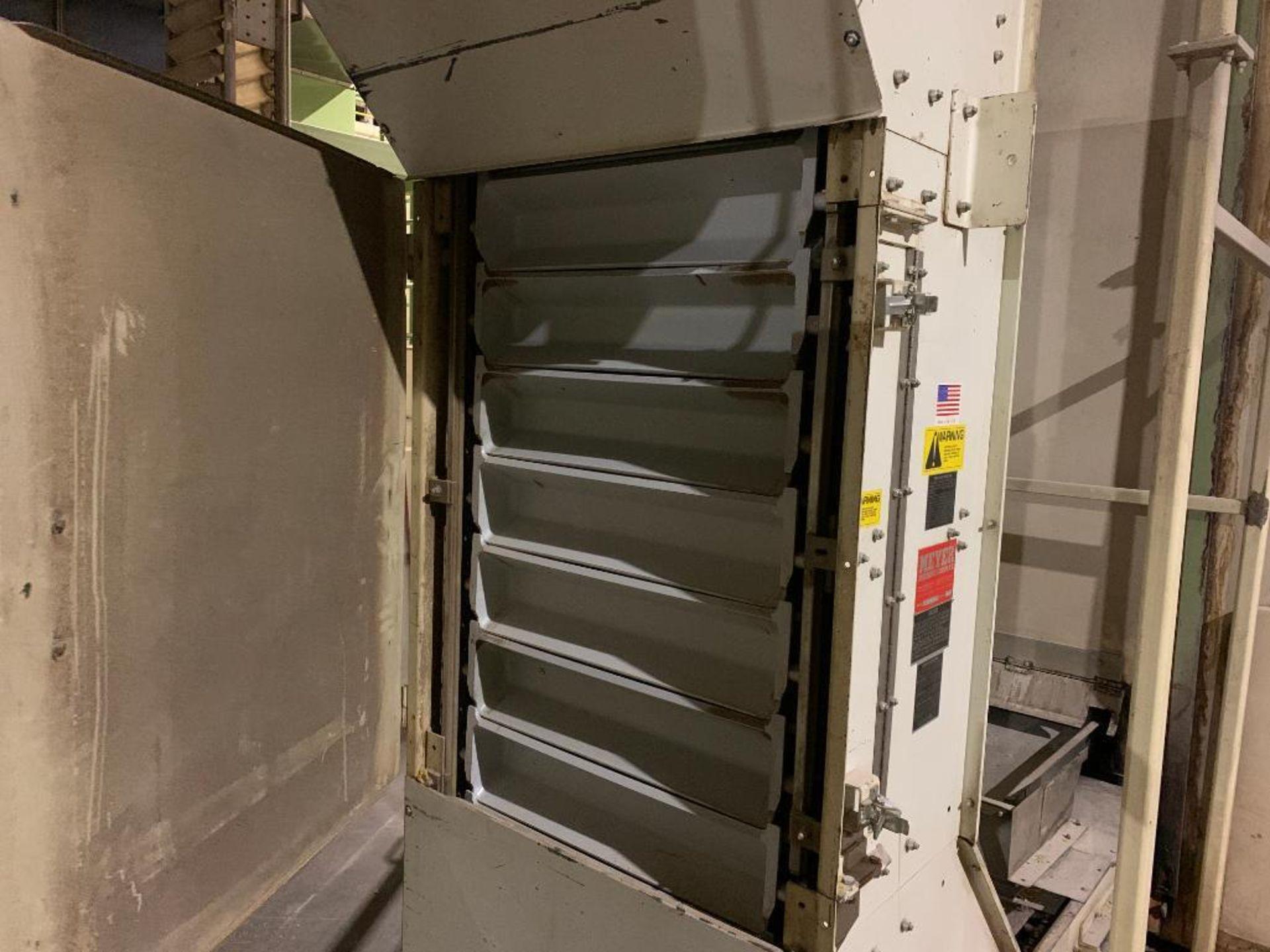Meyer overlapping bucket elevator, model PA462-24-S - Image 15 of 17