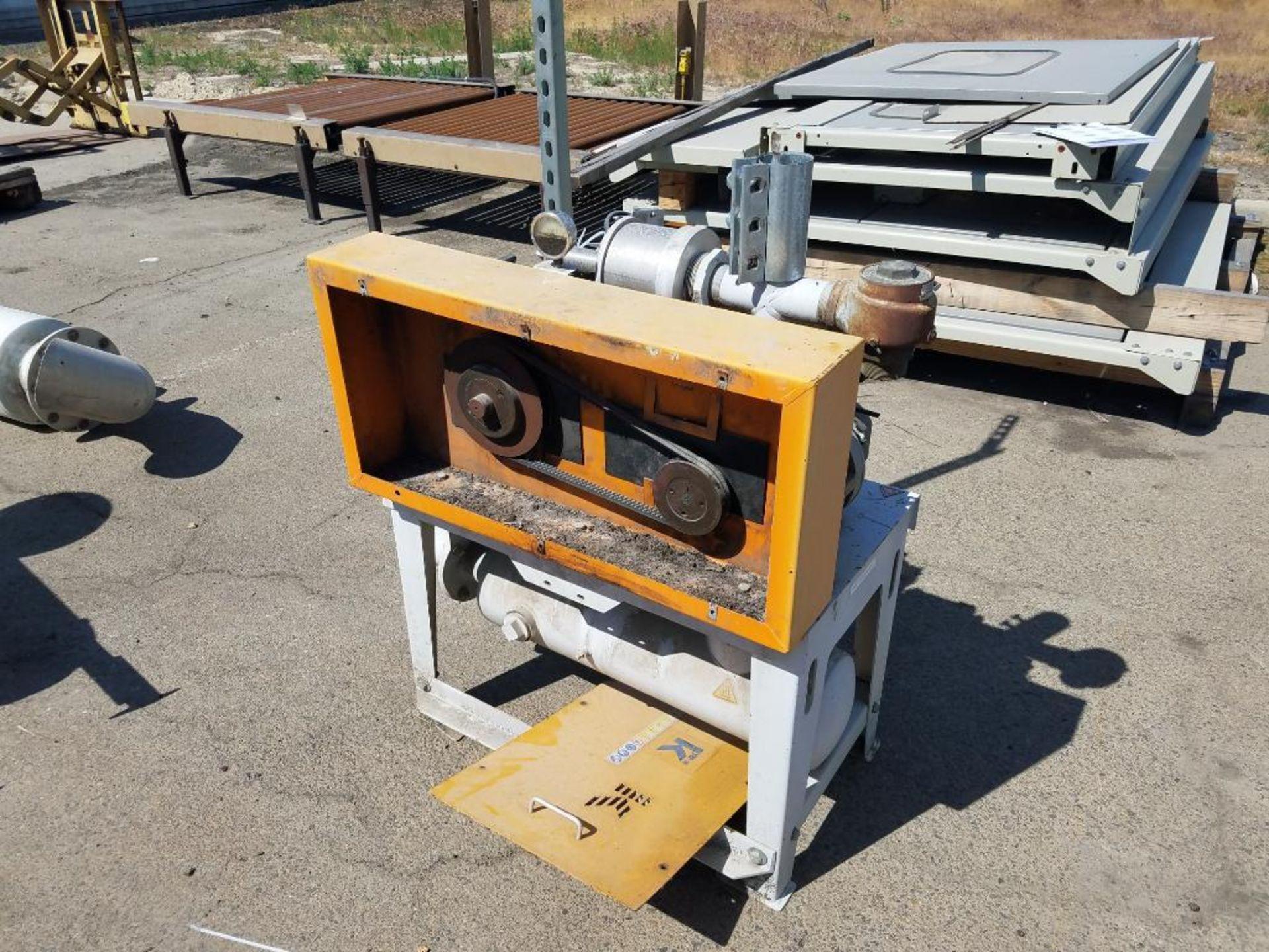 Sutorbilt rotary positive blower - Image 2 of 5