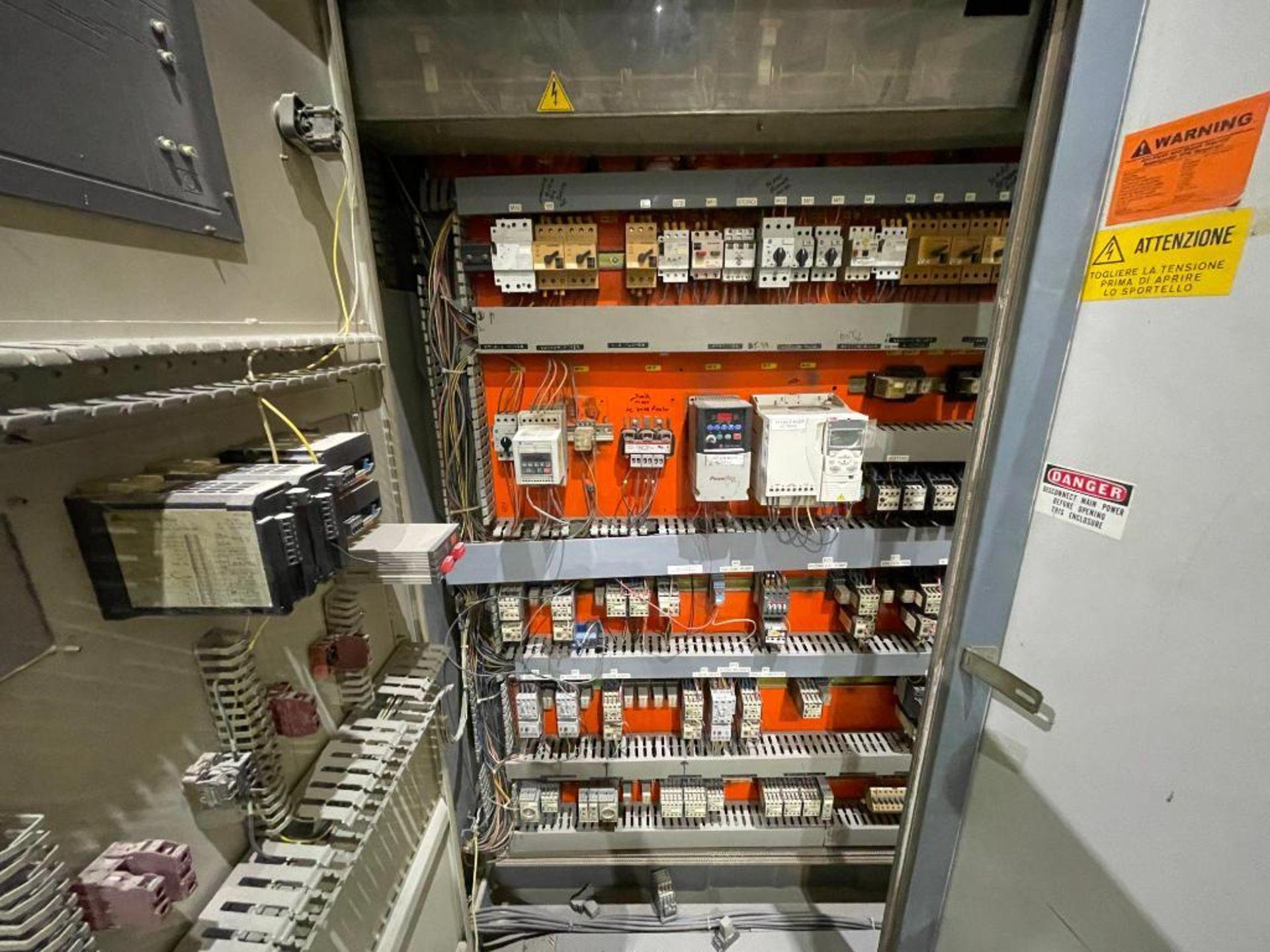 3-door cabinet 102 in. x 14 in. x 79 in. - Image 9 of 12
