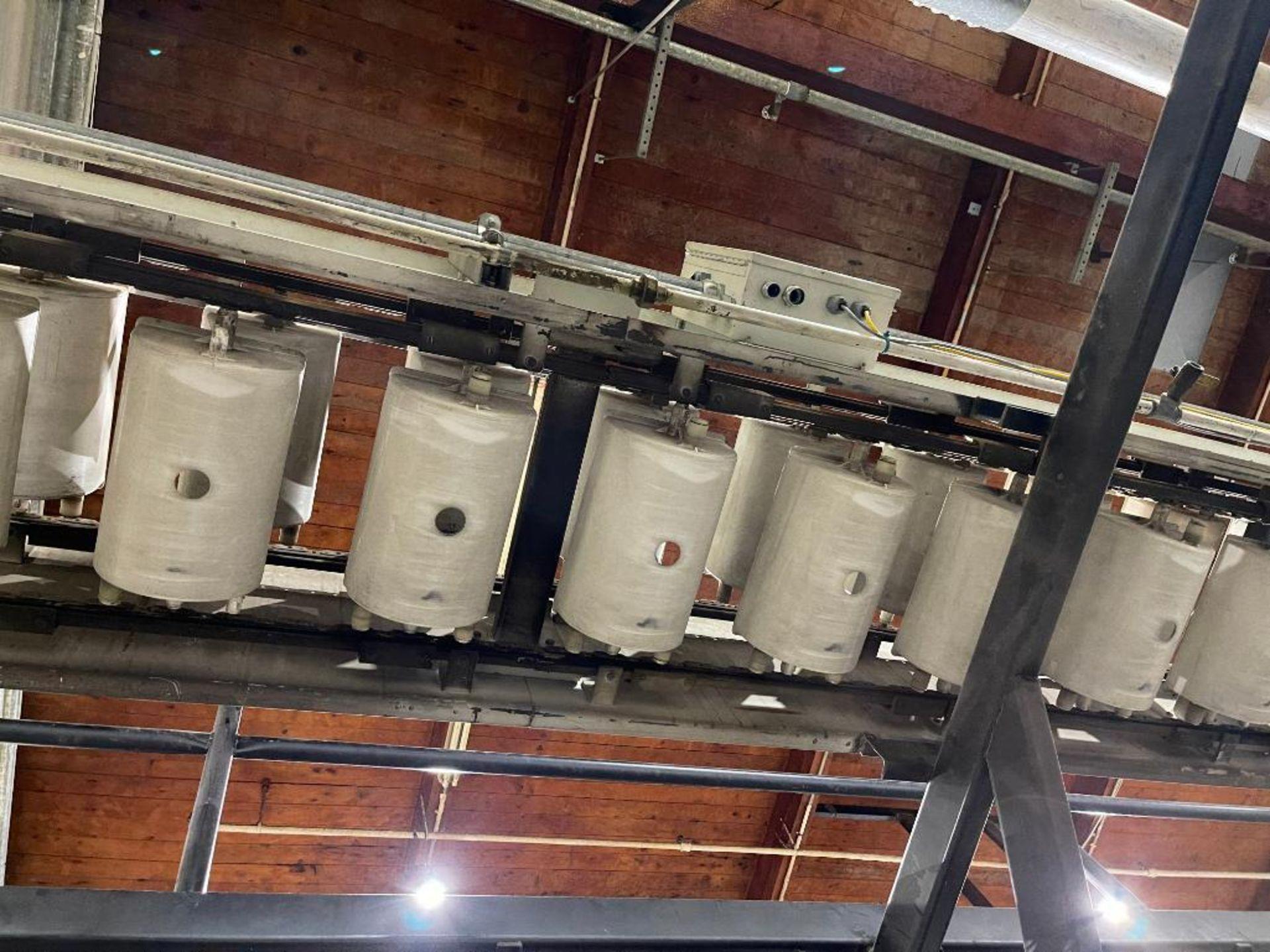 Meyer horizontal bucket elevator, model PC-072-12-BCC - Image 12 of 18
